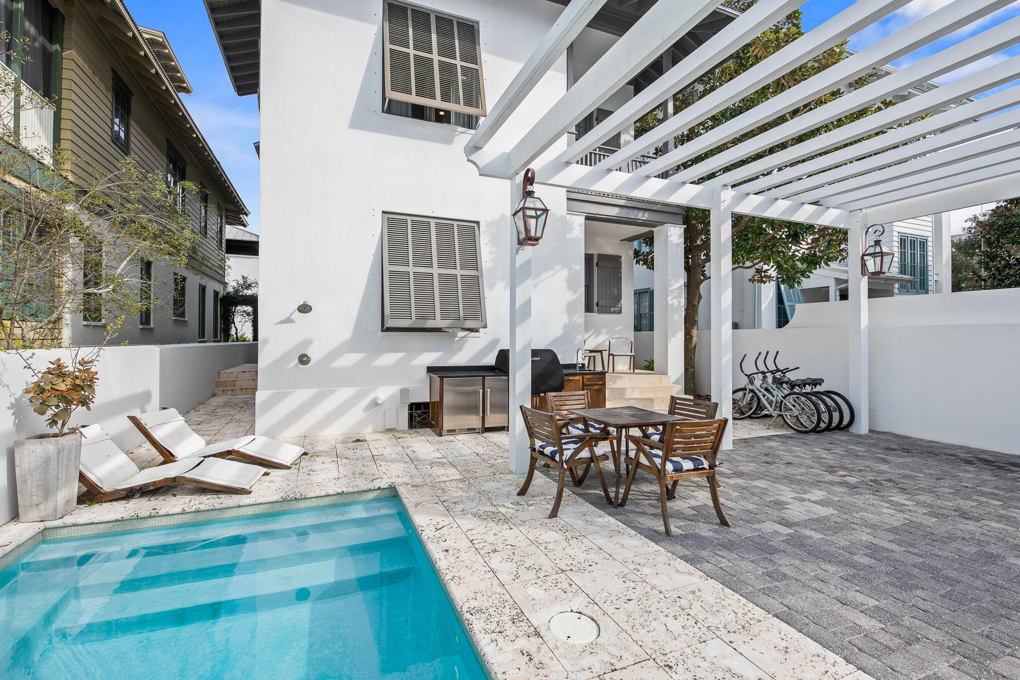 Photo of home for sale at 95 Hope Town, Rosemary Beach FL