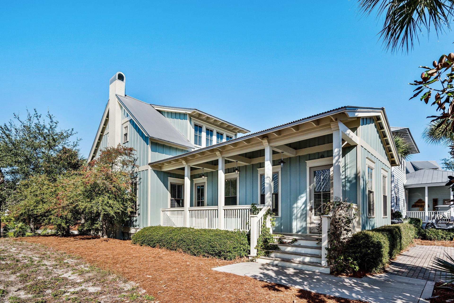 Photo of home for sale at 48 Gulf, Santa Rosa Beach FL