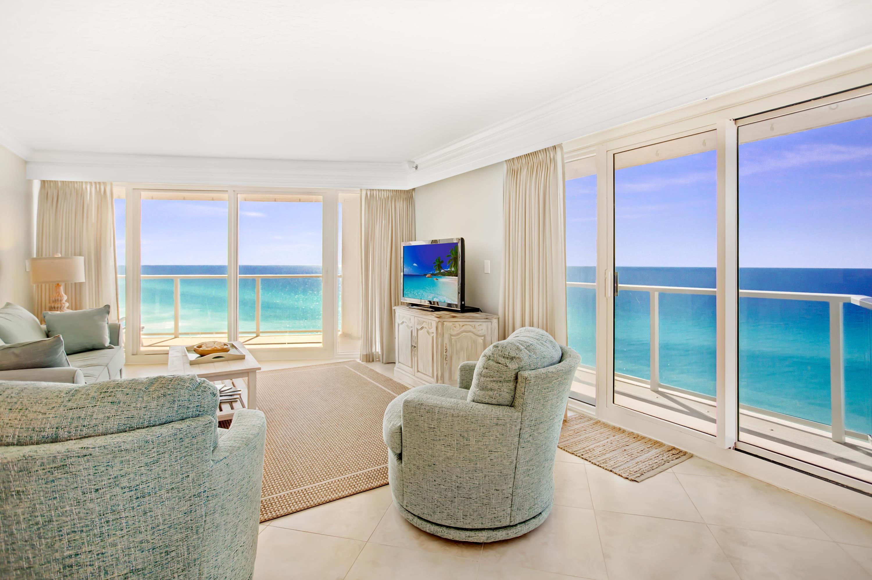 Photo of home for sale at 4349 Beachside Two Drive, Miramar Beach FL