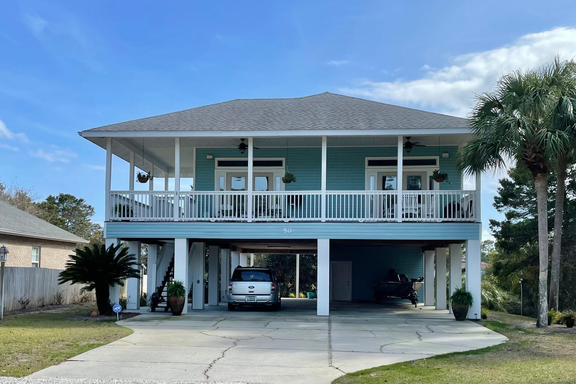 Photo of home for sale at 50 Maple, Santa Rosa Beach FL