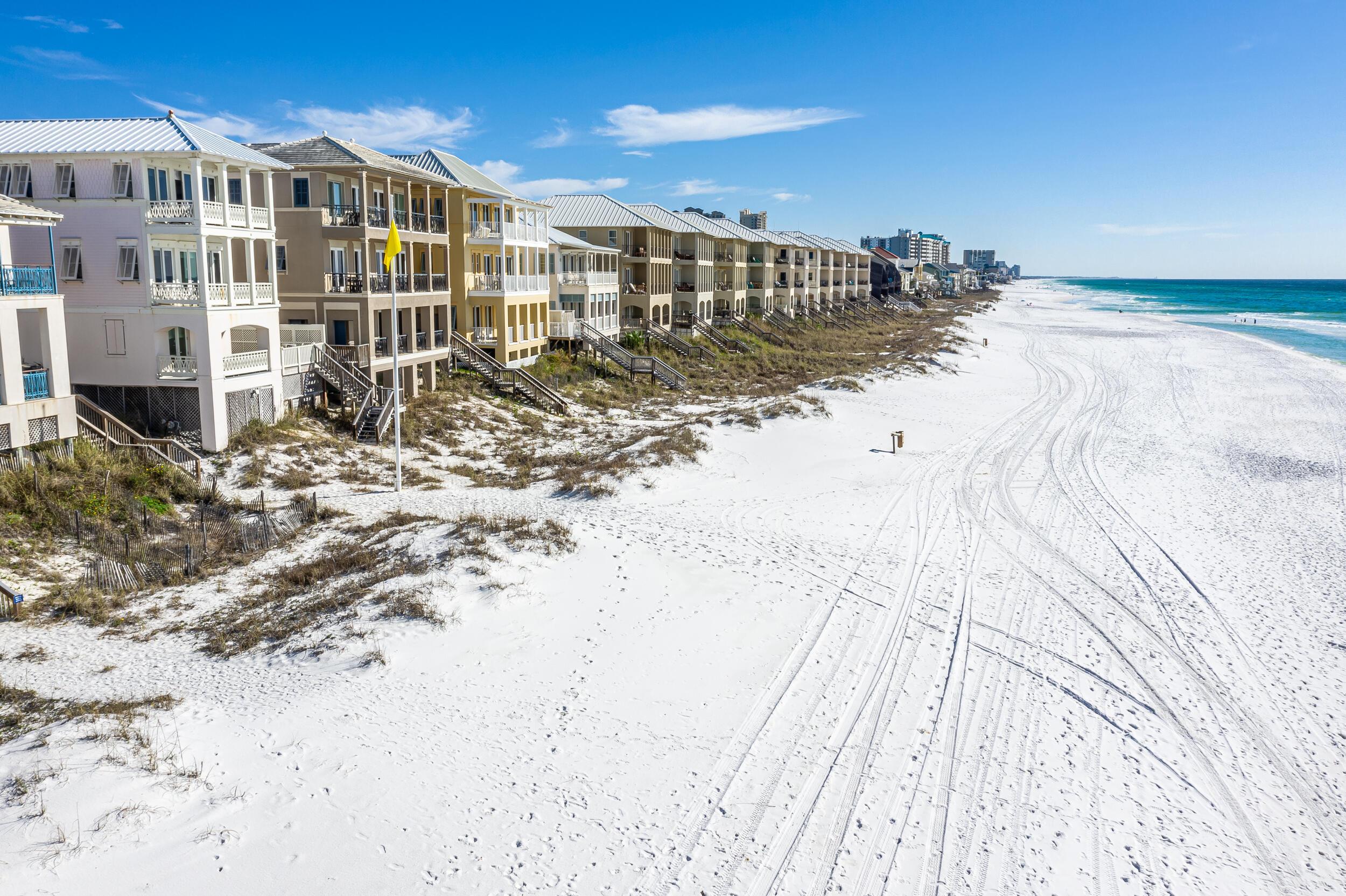 Photo of home for sale at 1822 Scenic Gulf, Miramar Beach FL