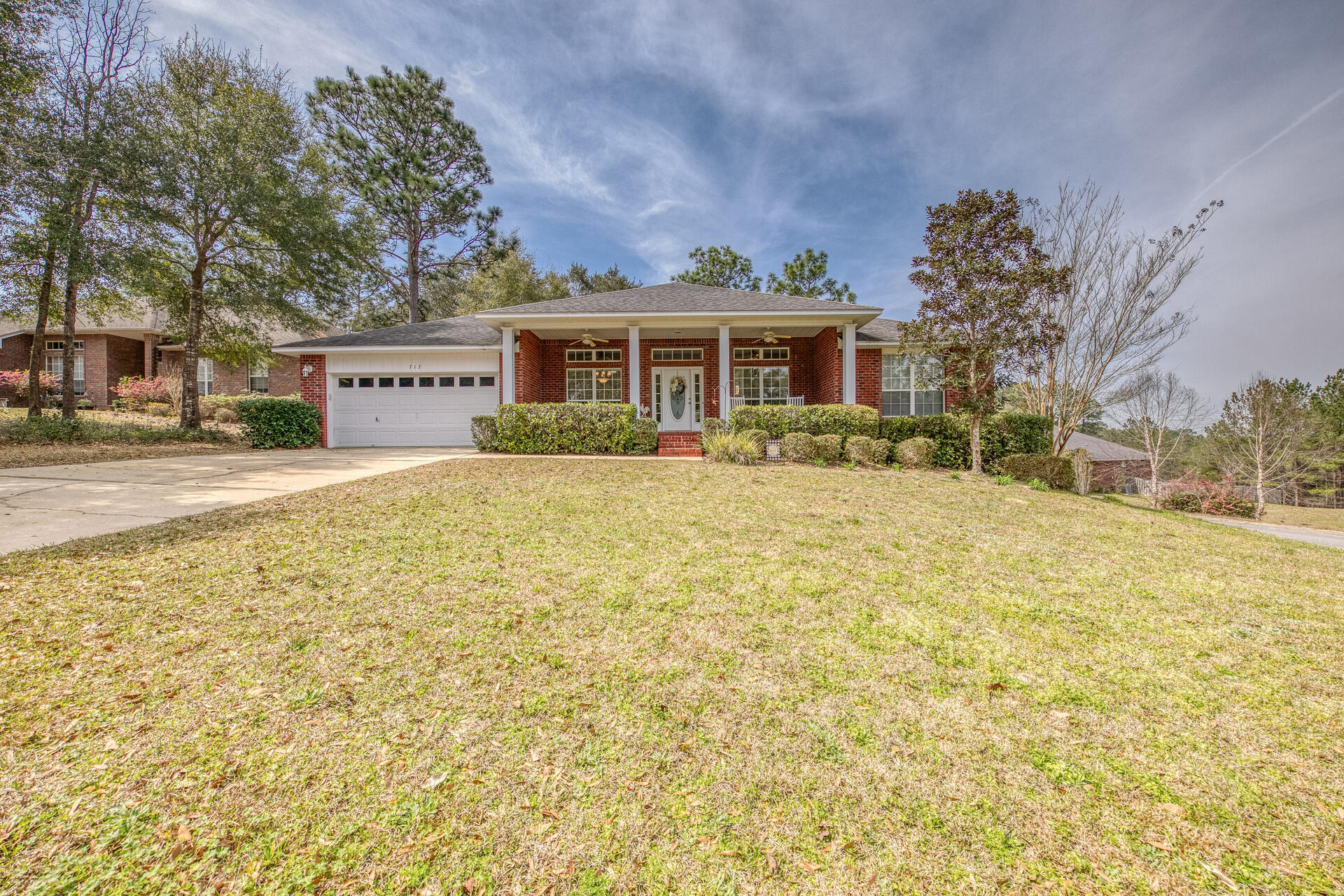Photo of home for sale at 717 Fennec Fox Preserve, Crestview FL