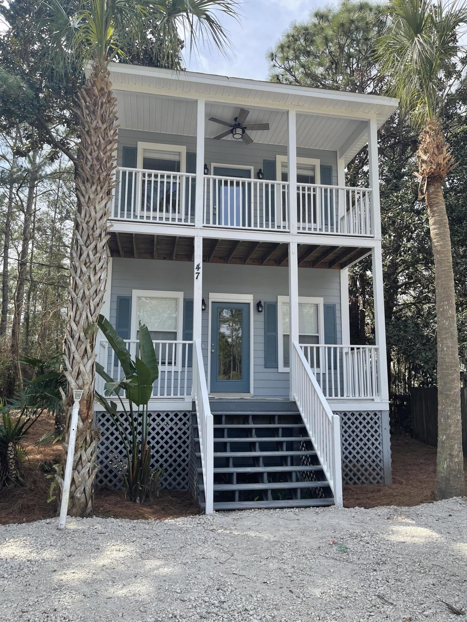 Photo of home for sale at 47 15th, Santa Rosa Beach FL