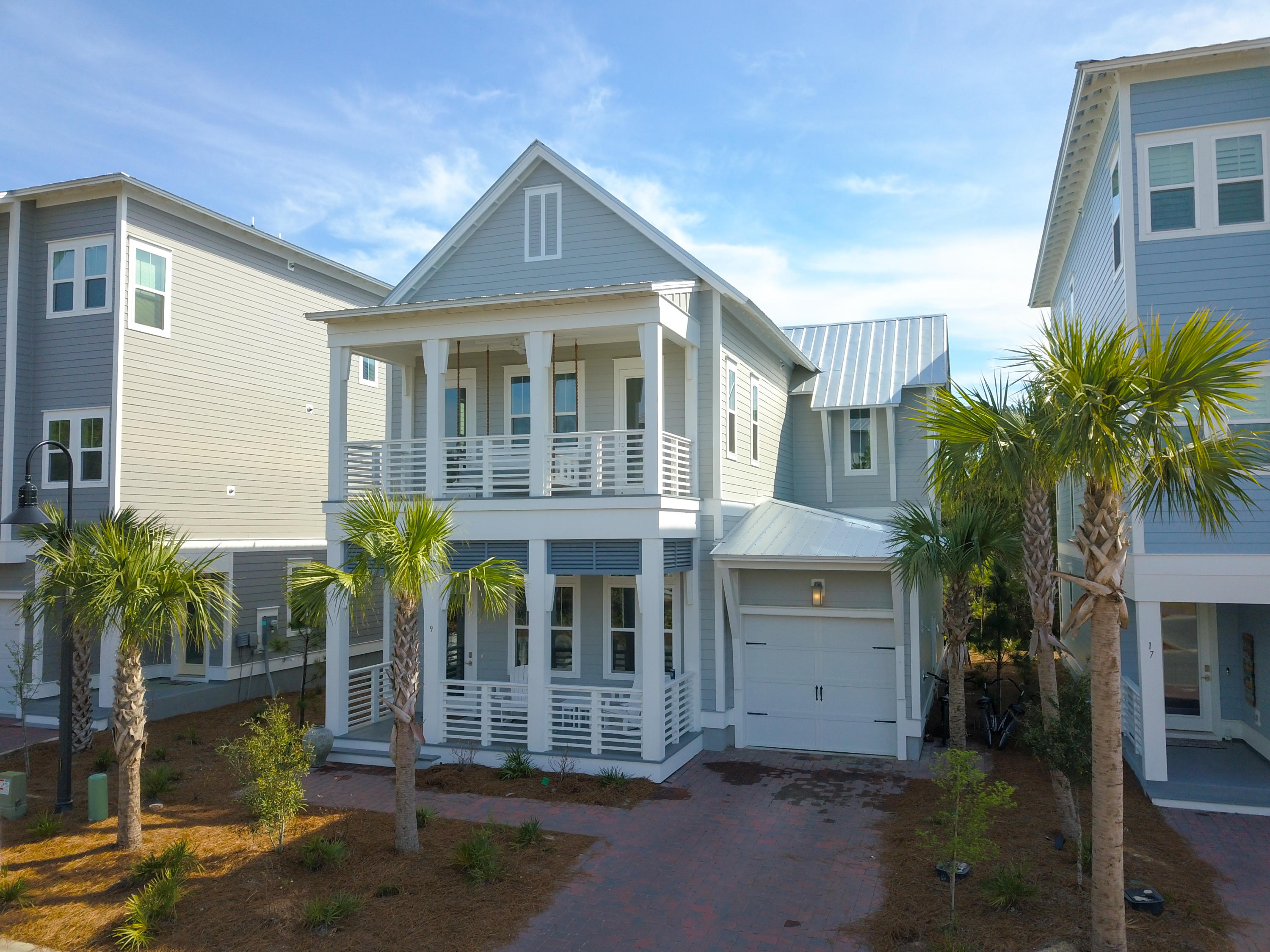 Photo of home for sale at 9 Siasconset, Inlet Beach FL