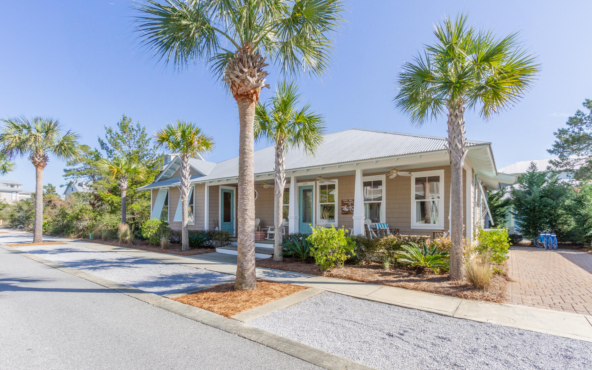 Photo of home for sale at 329 Beach Bike, Seacrest FL