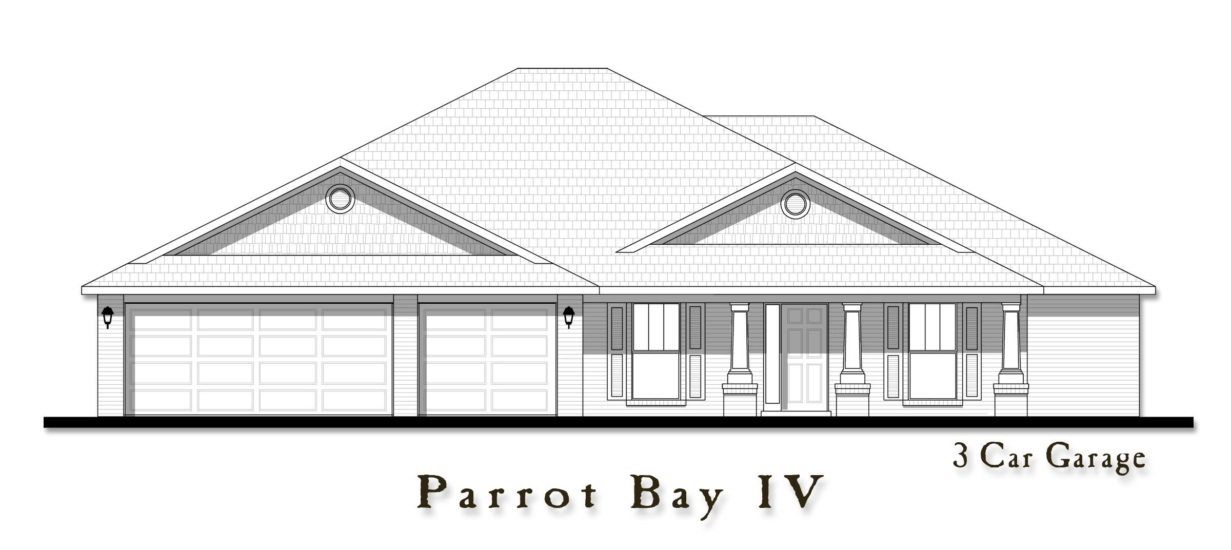Photo of home for sale at 8601 El Paseo, Navarre FL