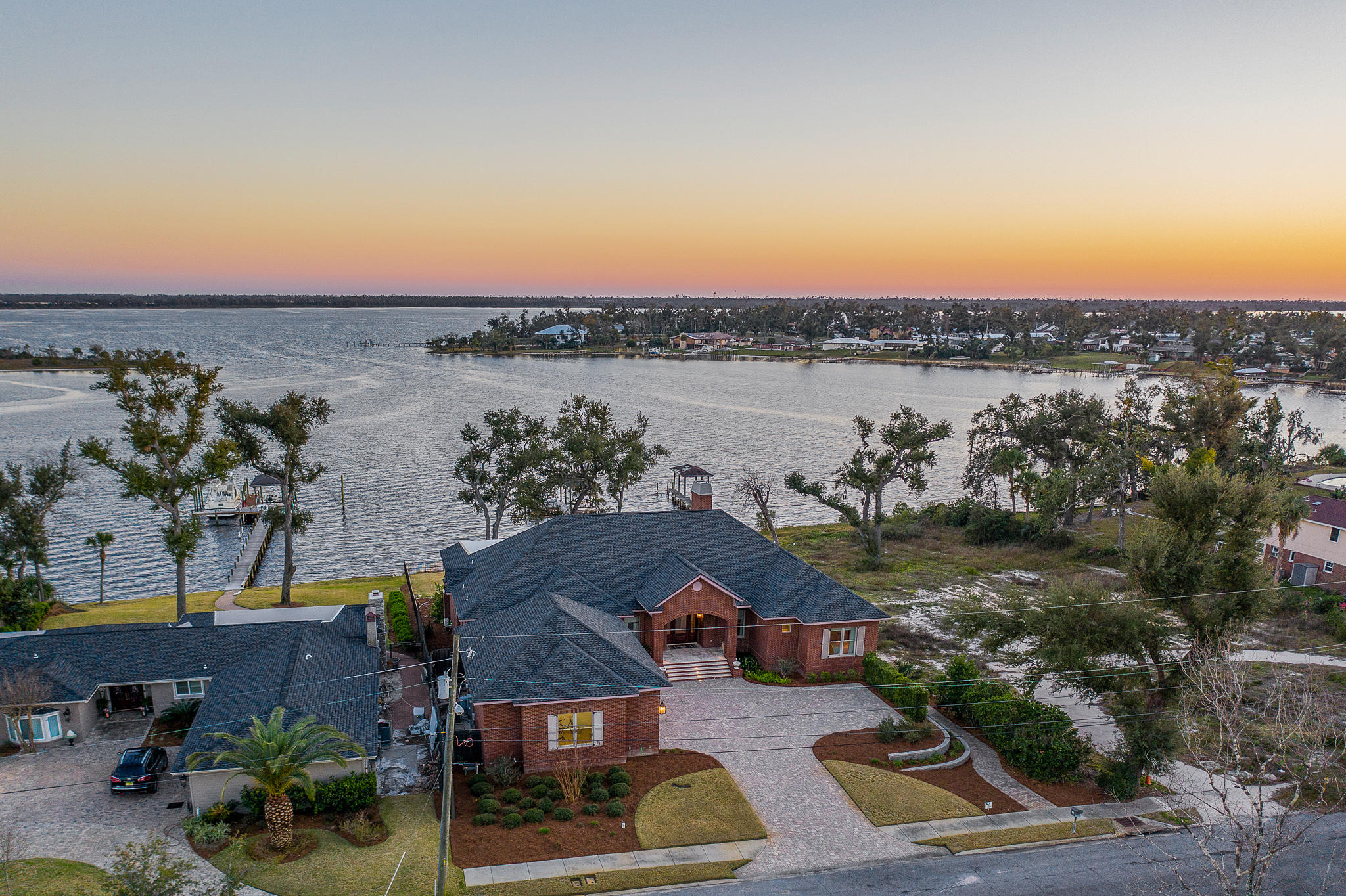 Photo of home for sale at 247 Cove Terrace, Panama City FL