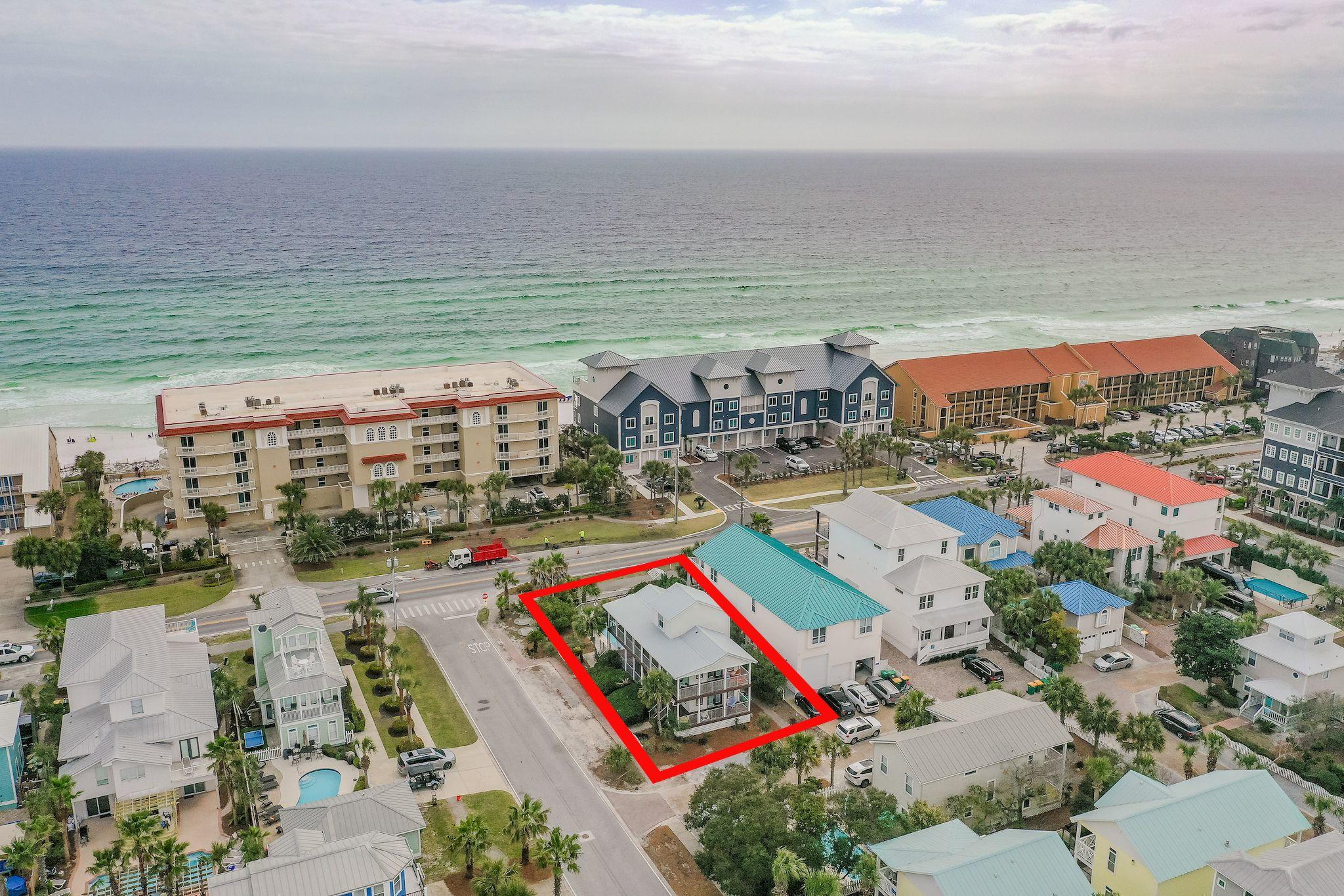 Photo of home for sale at 76 Mark, Destin FL
