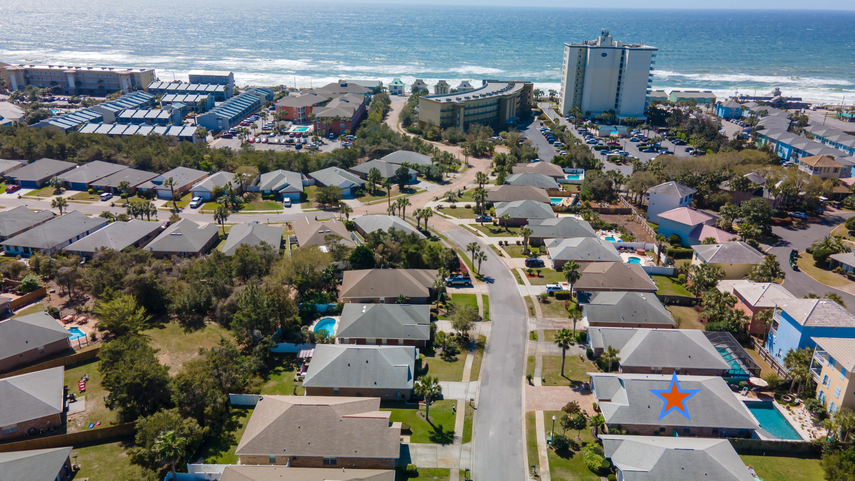 Photo of home for sale at 122 Secret Harbor, Miramar Beach FL