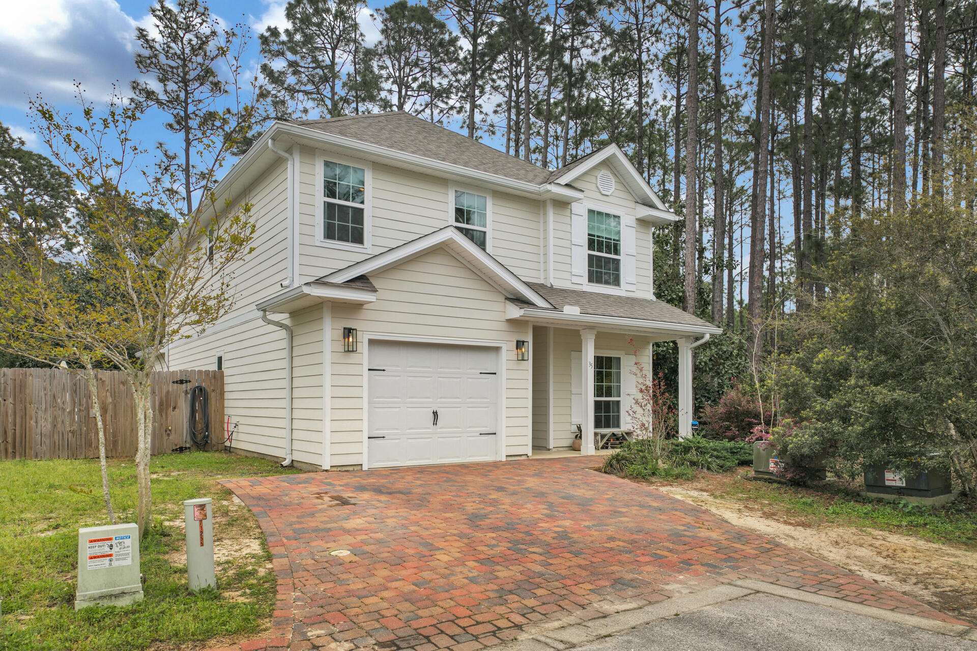 Photo of home for sale at 35 Tranquility, Santa Rosa Beach FL
