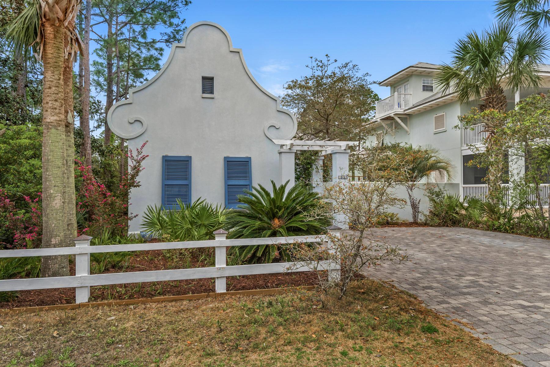 Photo of home for sale at 163 San Juan, Santa Rosa Beach FL