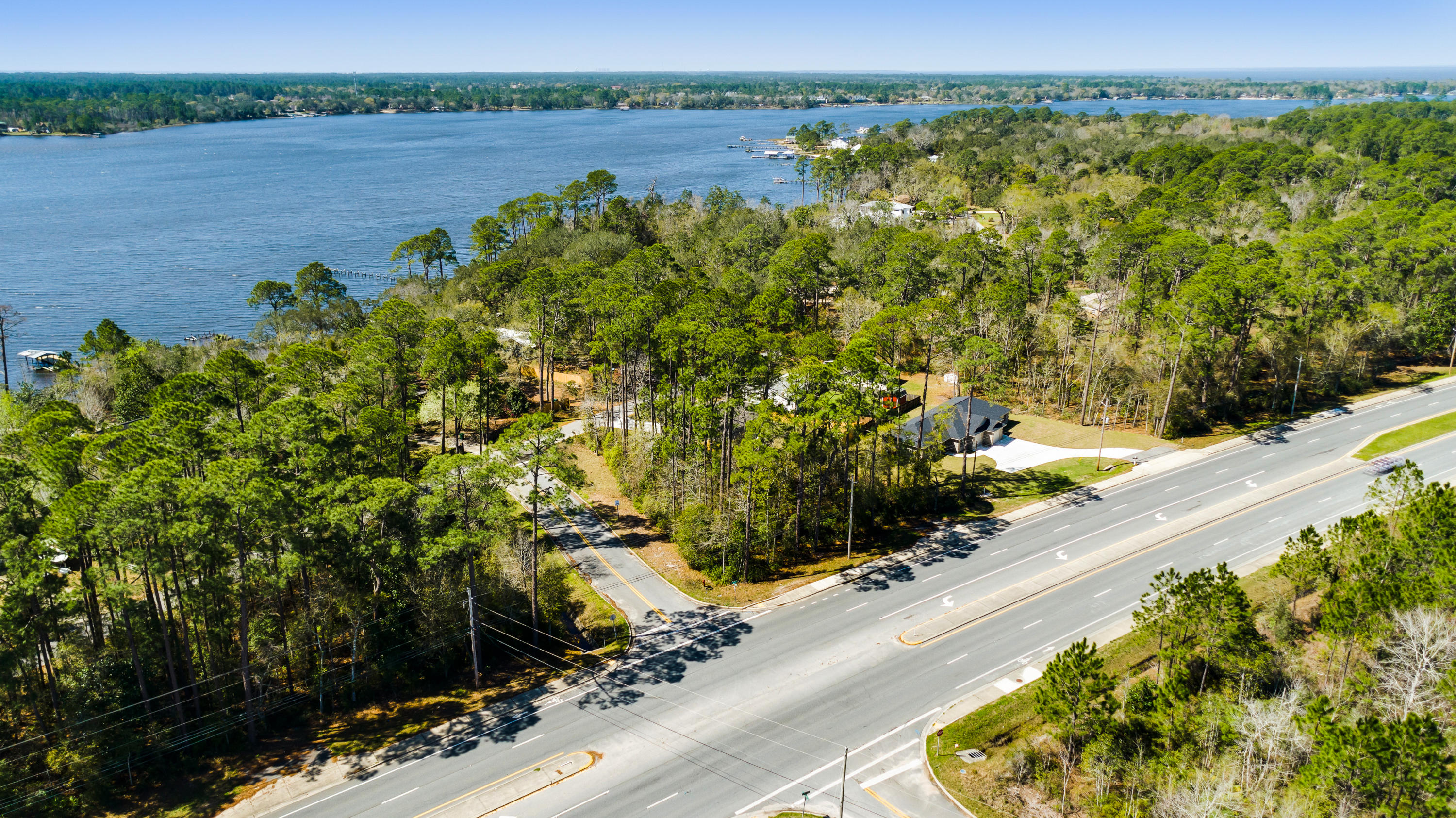 Photo of home for sale at XX Fl-87, Navarre FL