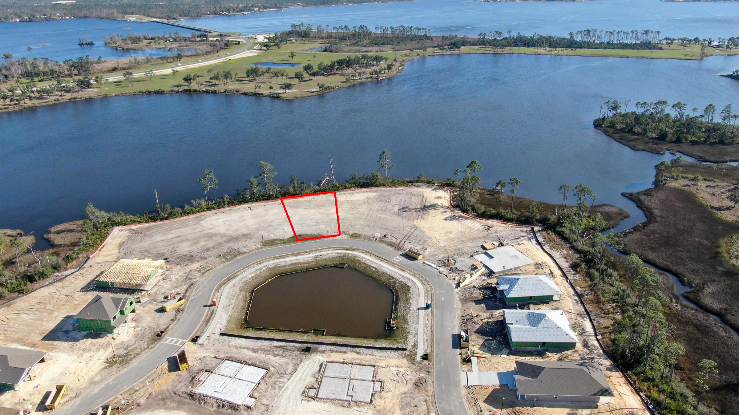 Photo of home for sale at 133 Jame'S, Southport FL