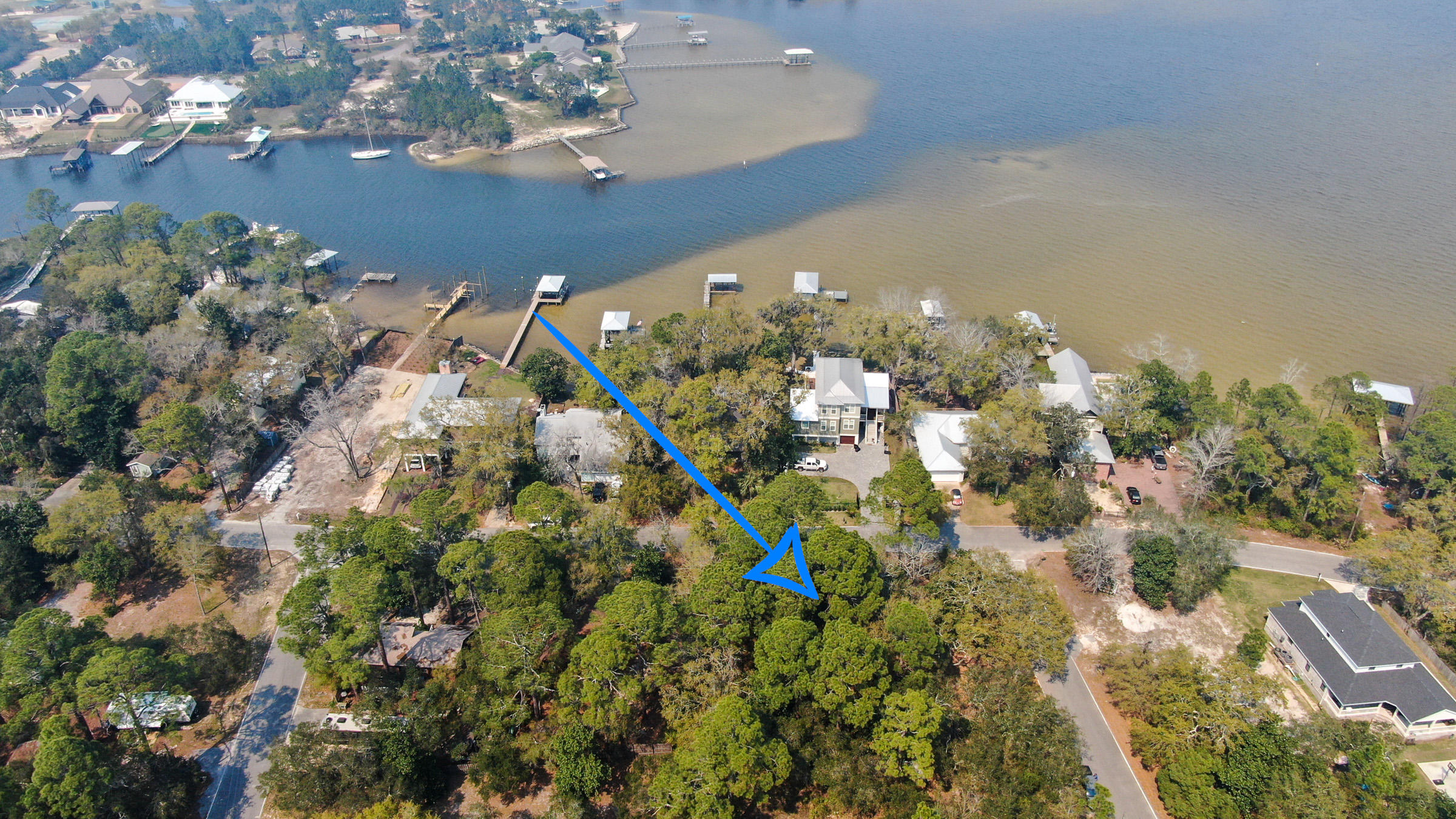 Photo of home for sale at Lots 3 + 4 Block C Turquoise Beach, Santa Rosa Beach FL