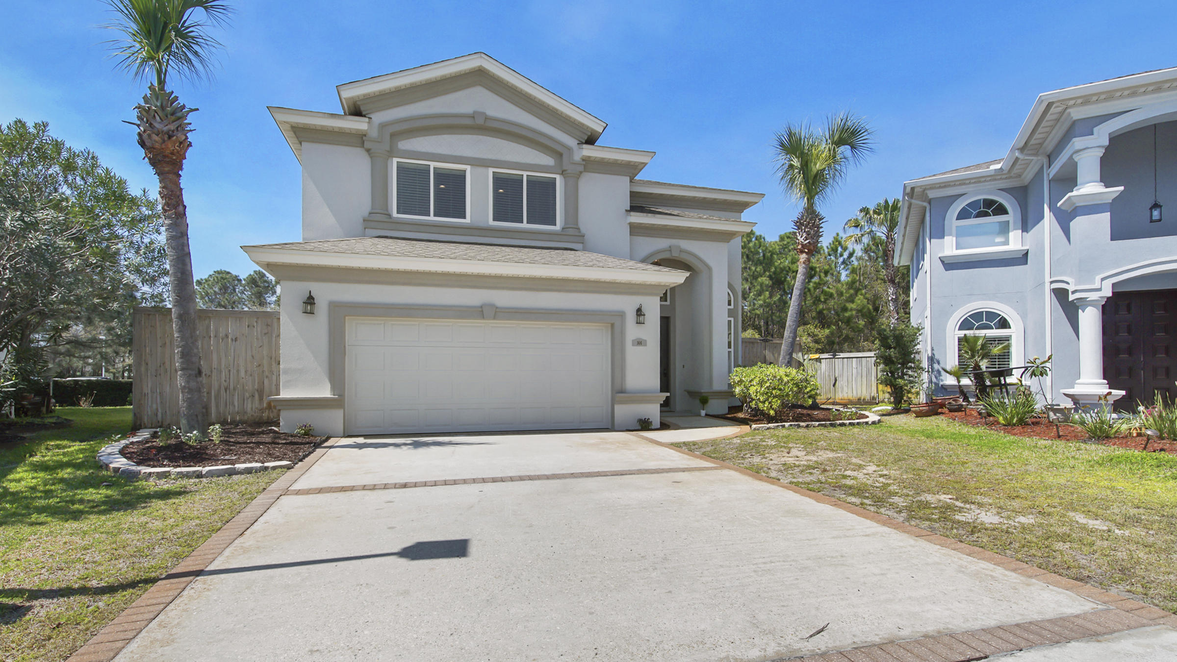 Photo of home for sale at 166 Dominica, Miramar Beach FL