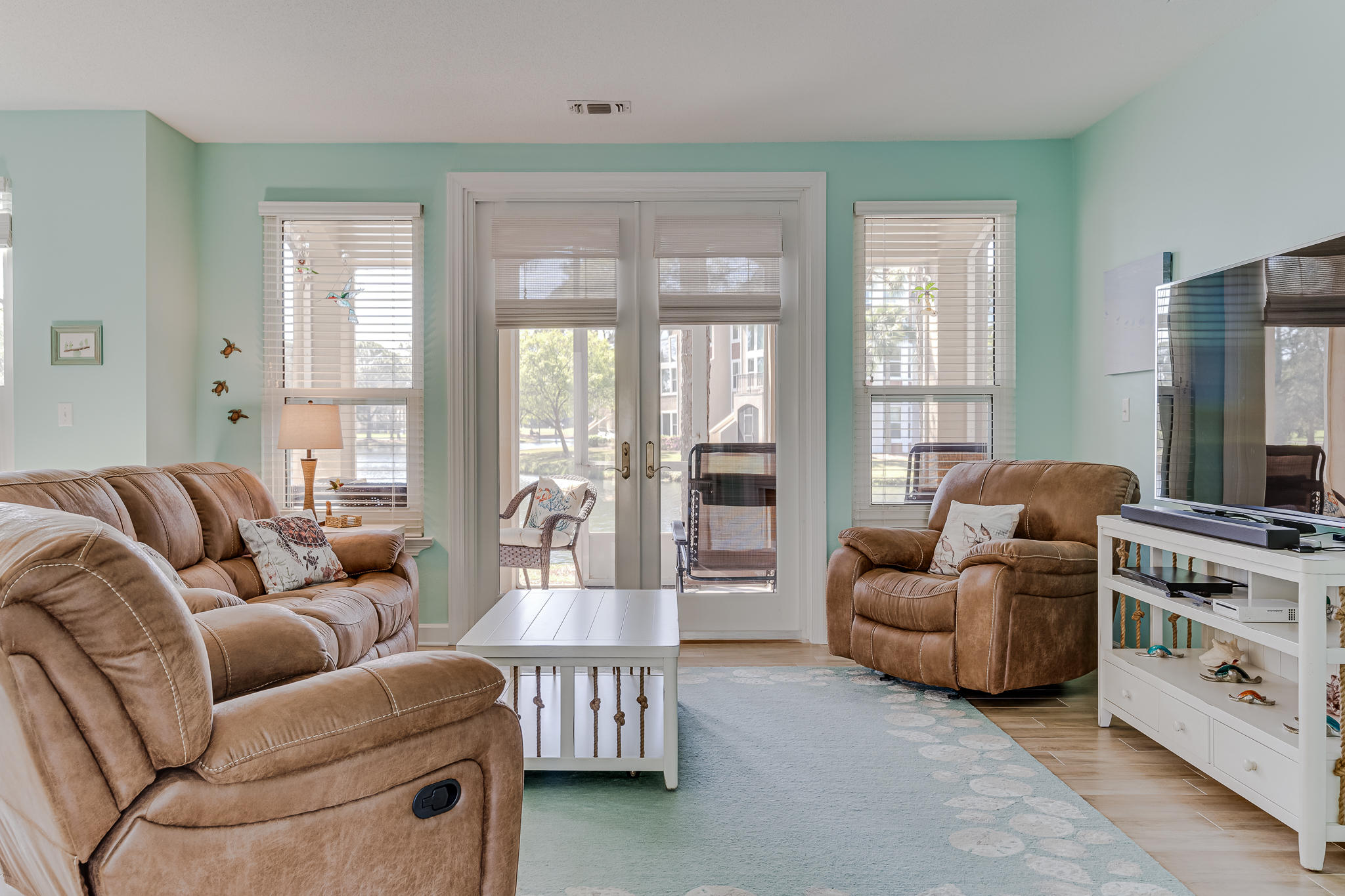 Photo of home for sale at 8561 Turnberry, Miramar Beach FL