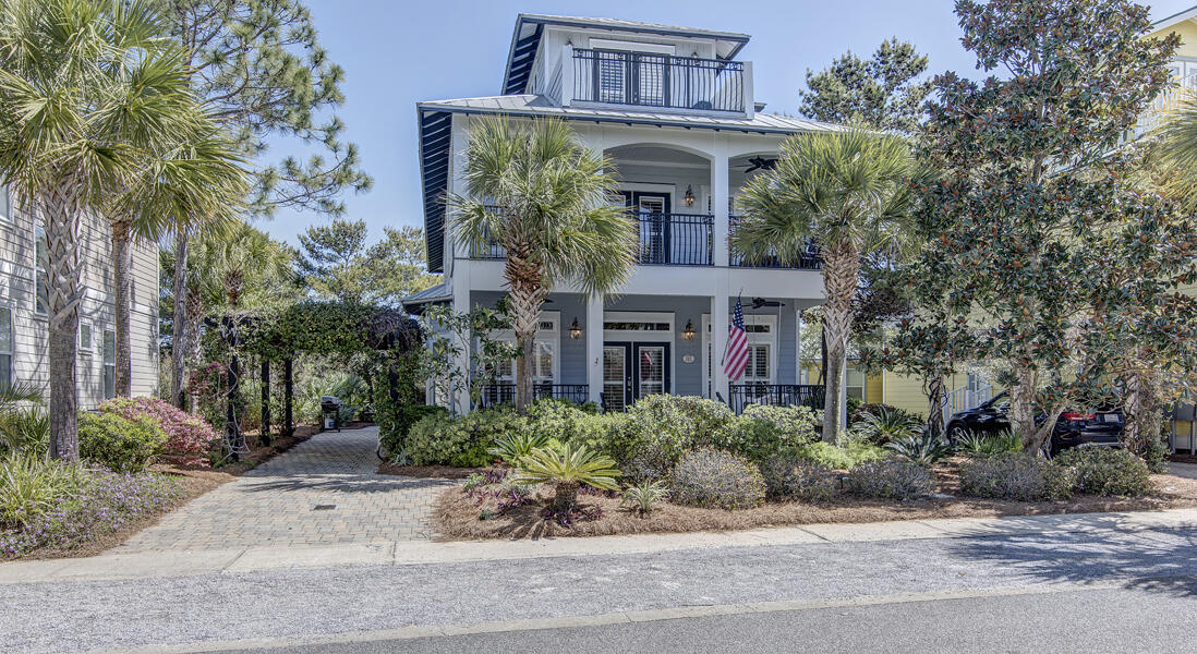 Photo of home for sale at 102 Blue Crab, Inlet Beach FL