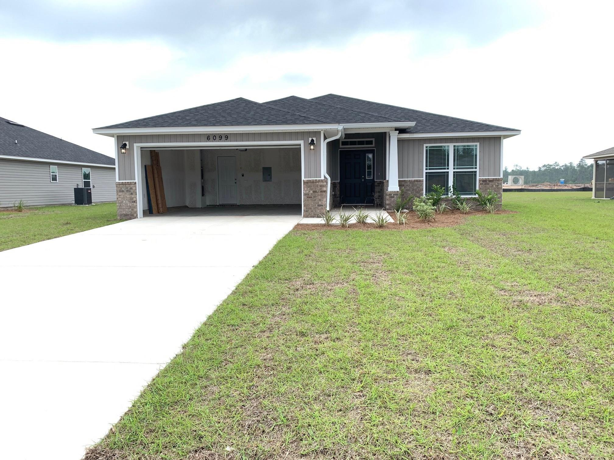 Photo of home for sale at 6293 Redberry, Gulf Breeze FL