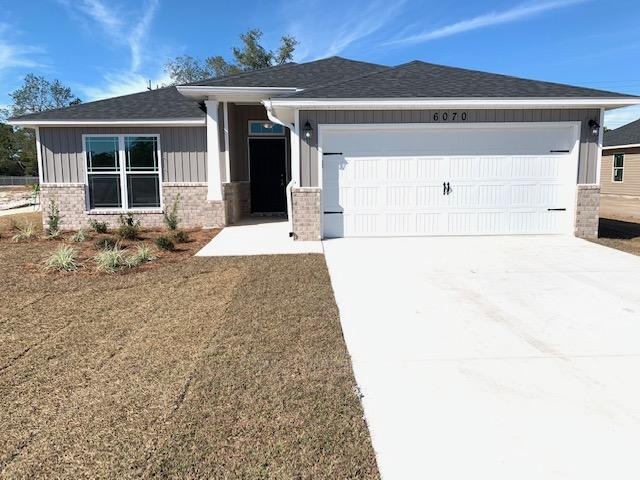 Photo of home for sale at 6254 Redberry, Gulf Breeze FL