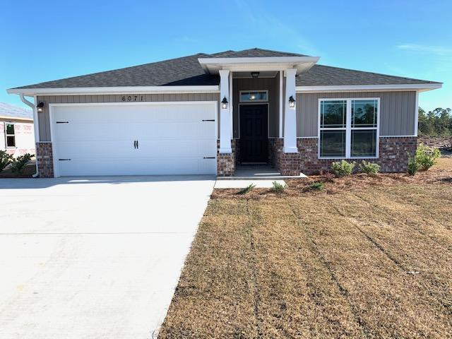 Photo of home for sale at 6244 Redberry, Gulf Breeze FL