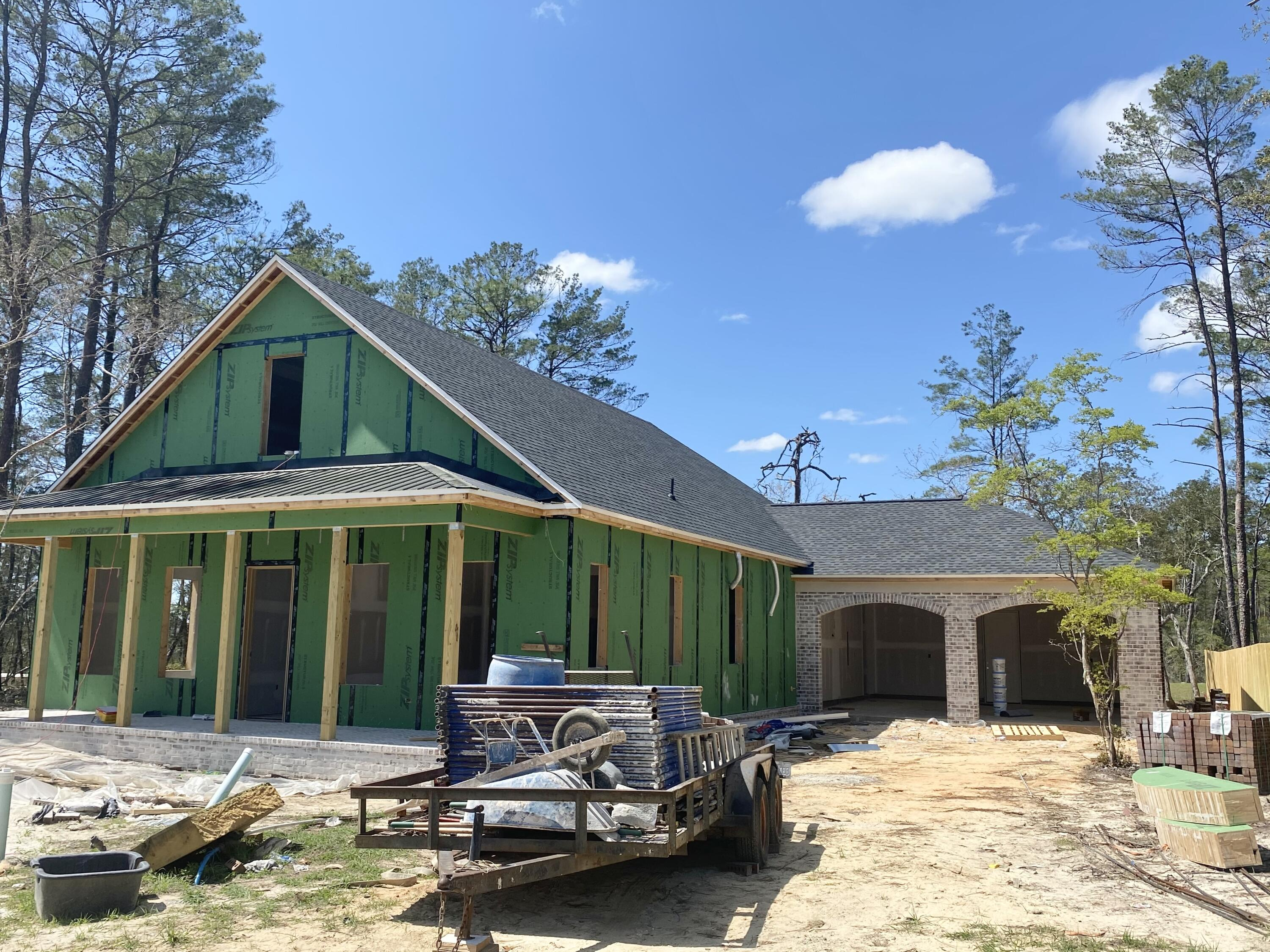 Photo of home for sale at 1167 Deer Moss, Niceville FL