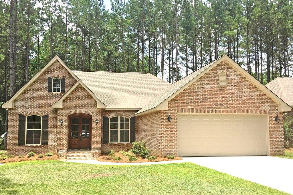 Photo of home for sale at Lot 61 Lake Holley, Defuniak Springs FL