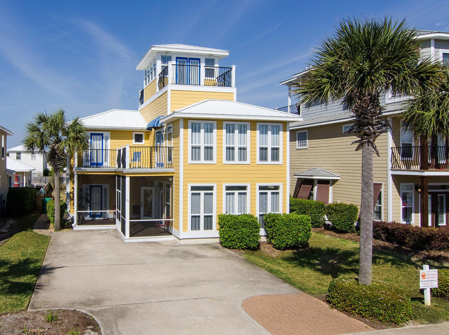 Photo of home for sale at 80 Shirah, Destin FL