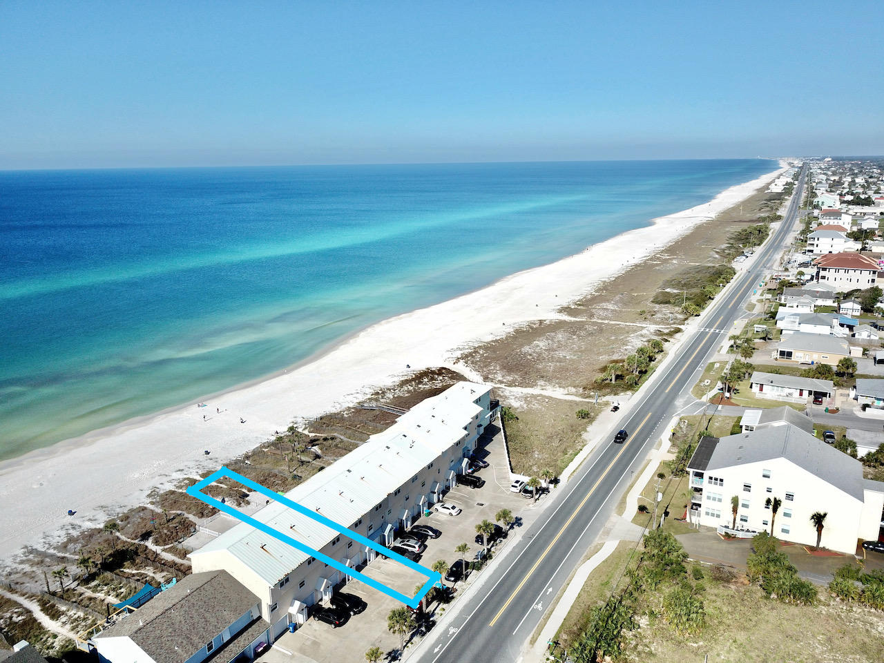 Photo of home for sale at 17927 Front Beach, Panama City Beach FL