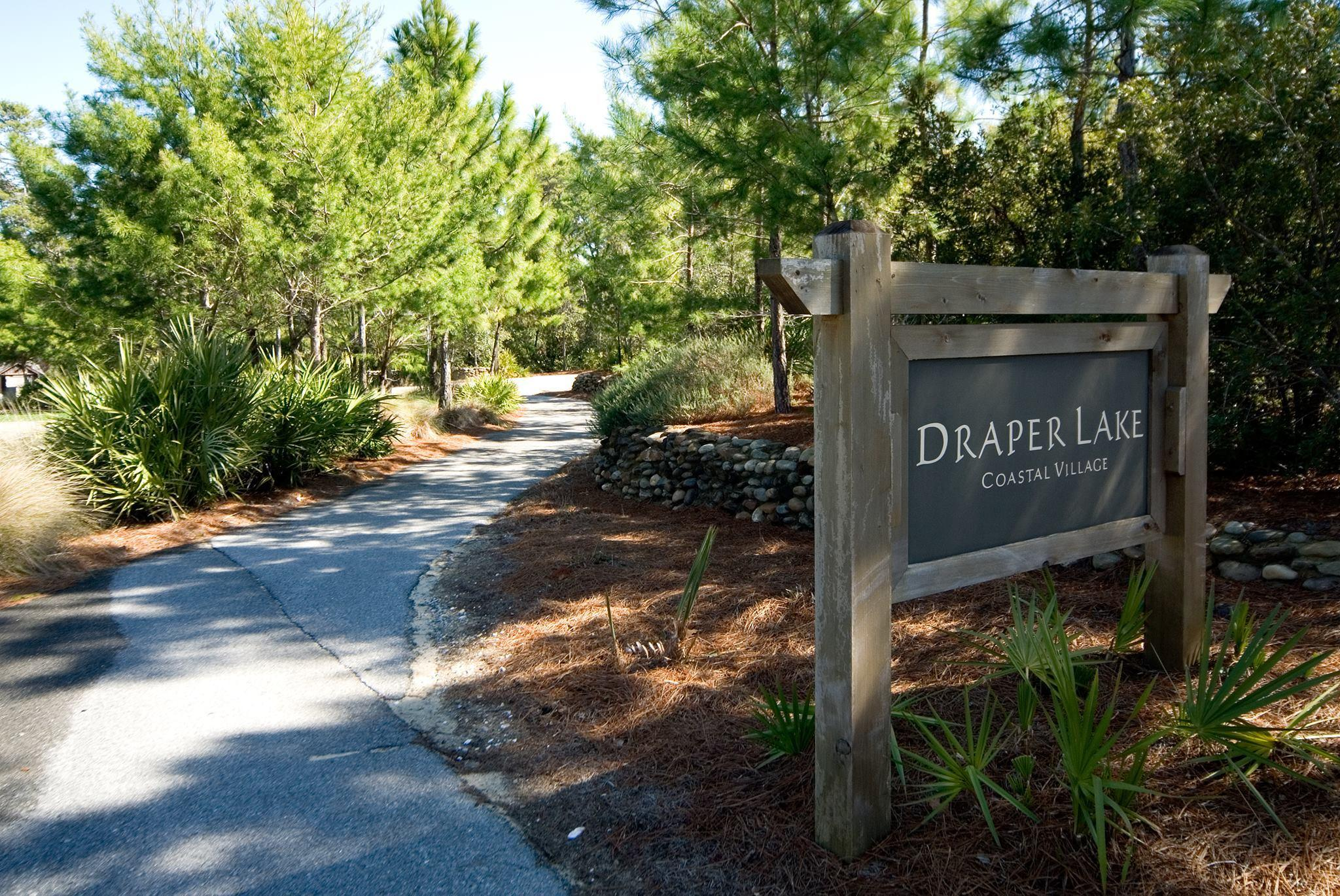 Photo of home for sale at Lot 14-10 Lot 14-10 Draper Lake, Santa Rosa Beach FL