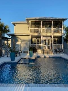 Photo of home for sale at 275 Flatwoods Forest, Santa Rosa Beach FL