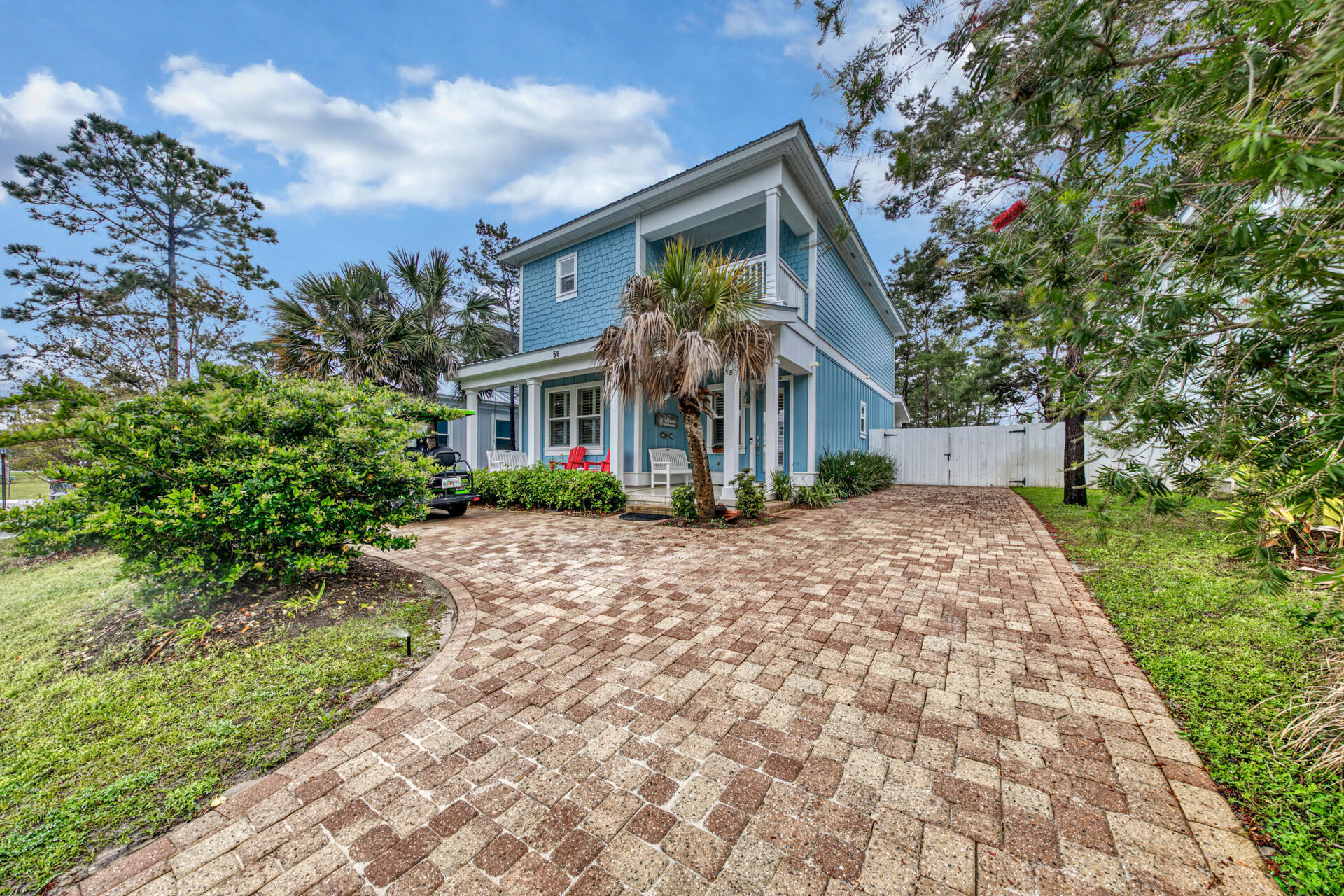 Photo of home for sale at 58 Mobile, Miramar Beach FL