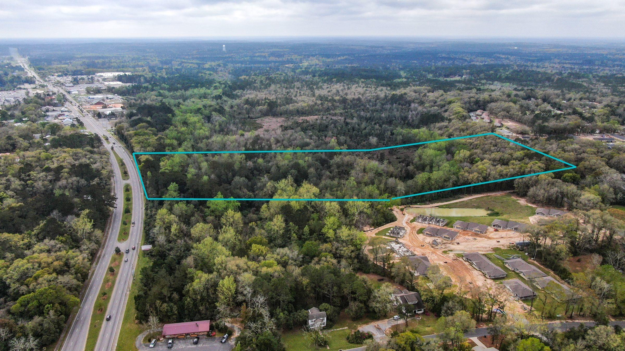 Photo of home for sale at 29 Acres Us Hwy 331, Defuniak Springs FL