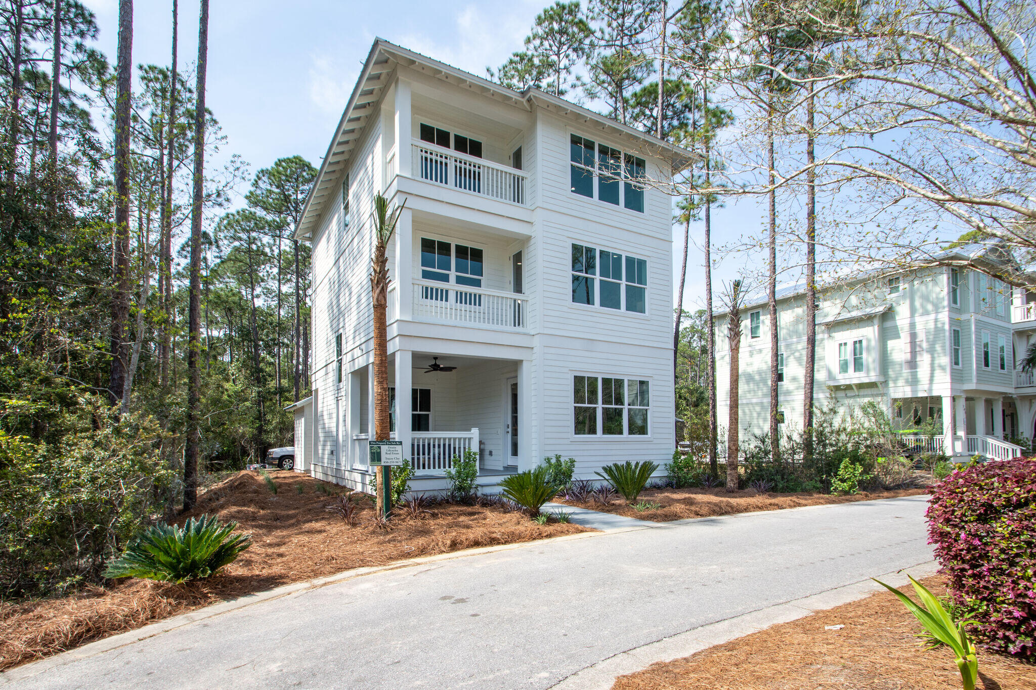 Photo of home for sale at 135 Redbud, Inlet Beach FL