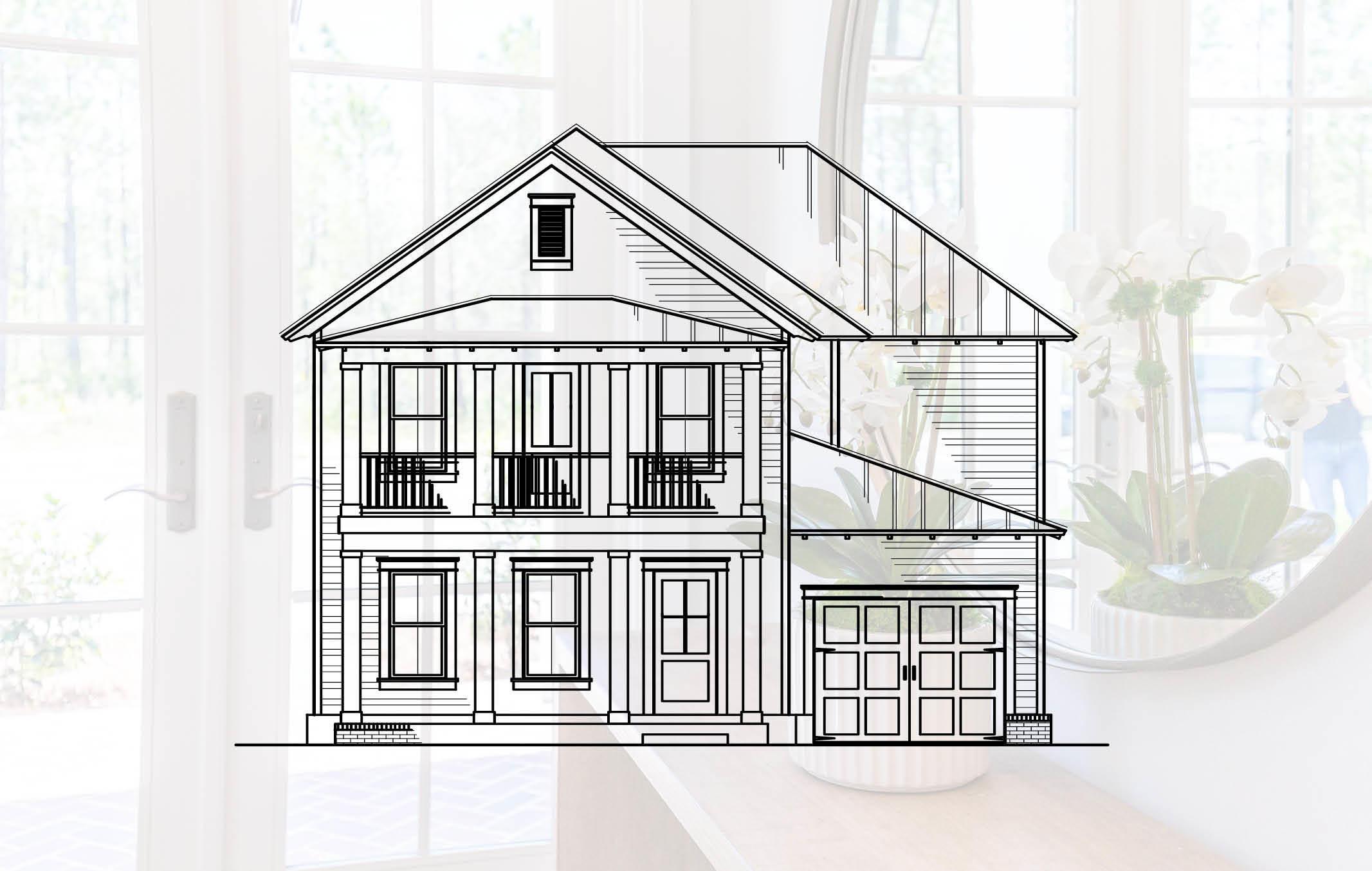 Photo of home for sale at TBD White Cottage, Santa Rosa Beach FL
