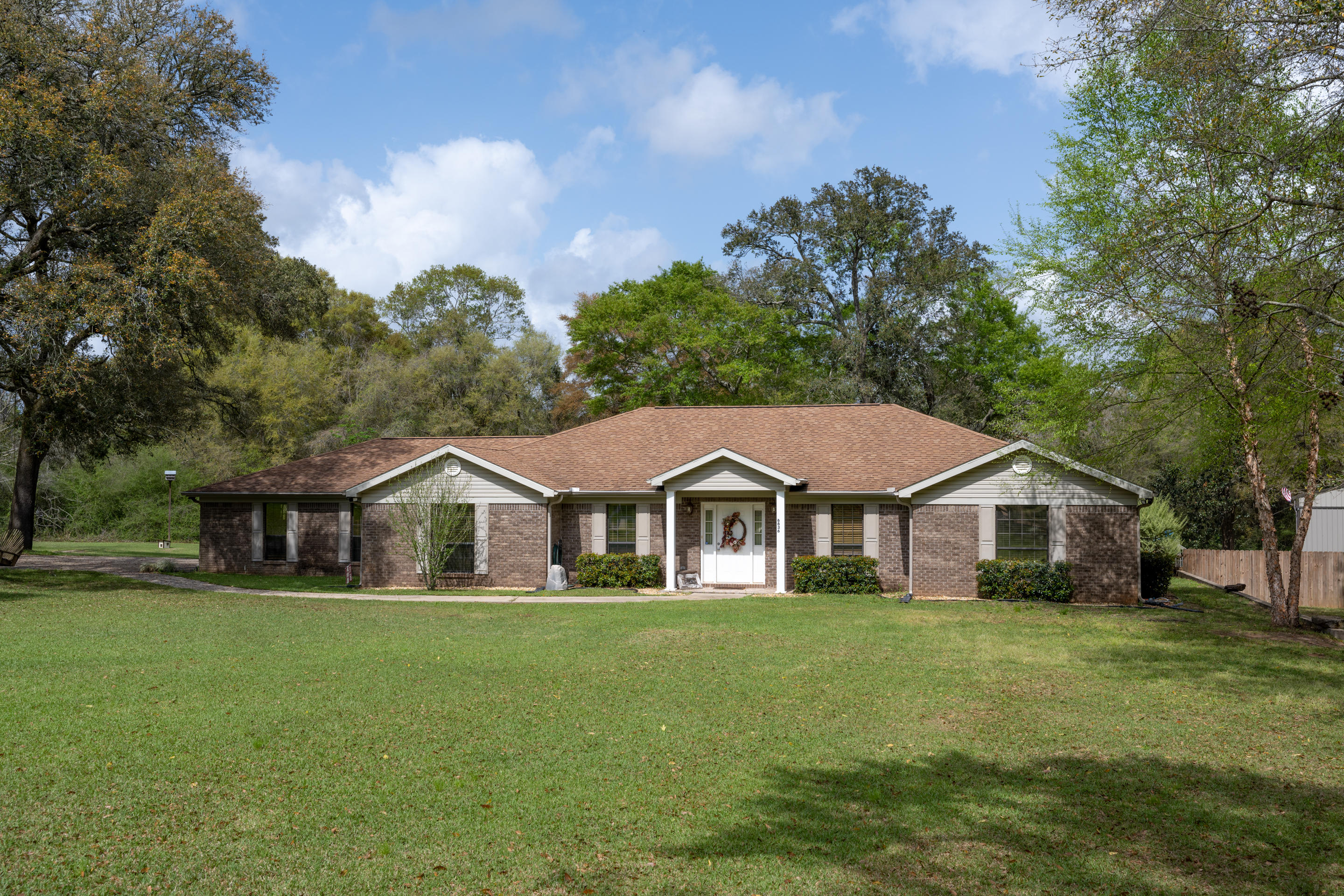 Photo of home for sale at 6636 Yosemite, Baker FL