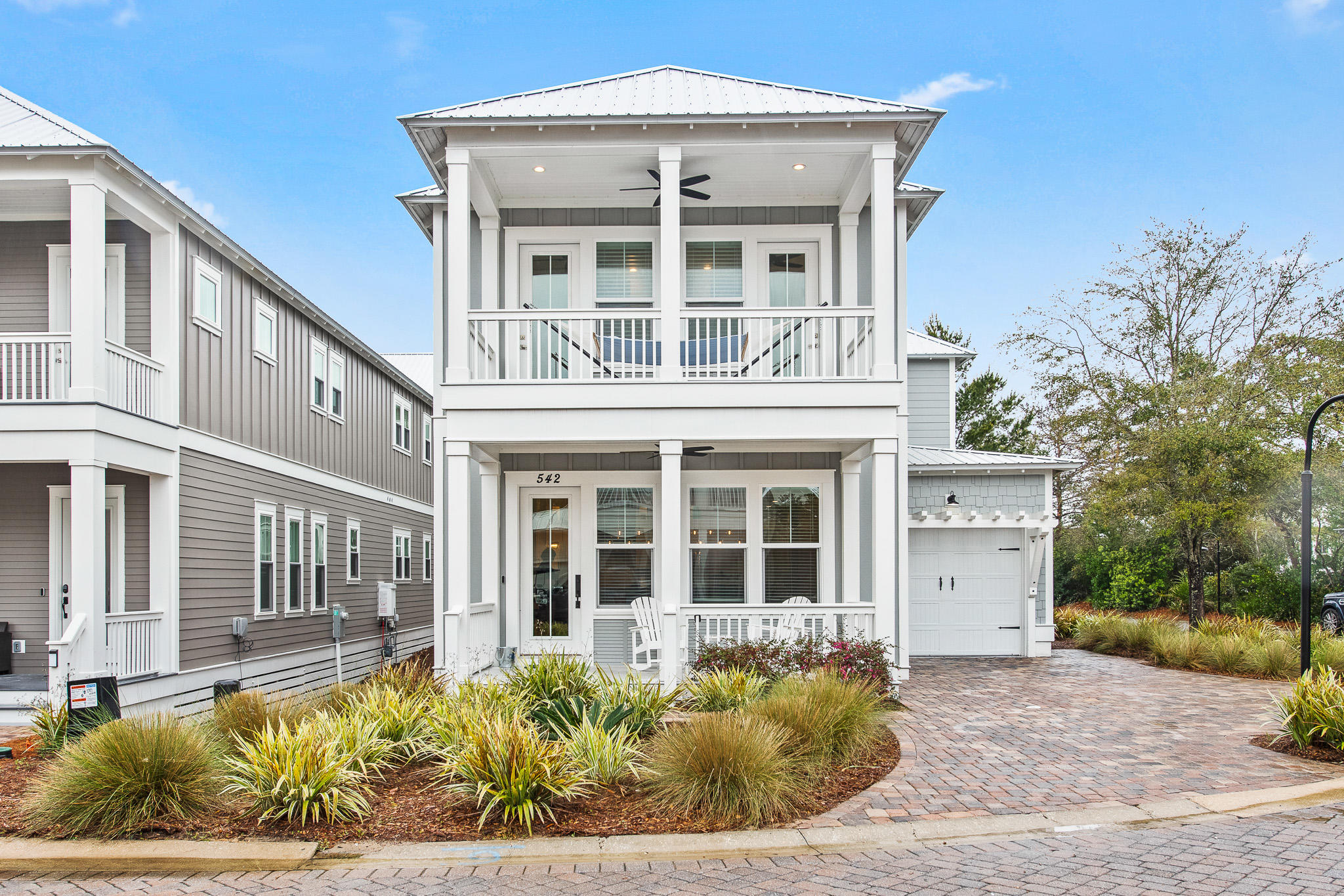 Photo of home for sale at 542 Gulfview, Santa Rosa Beach FL