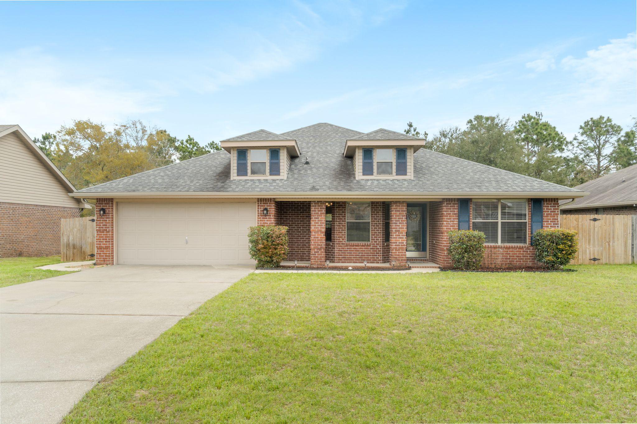 Photo of home for sale at 2784 Shoni, Navarre FL