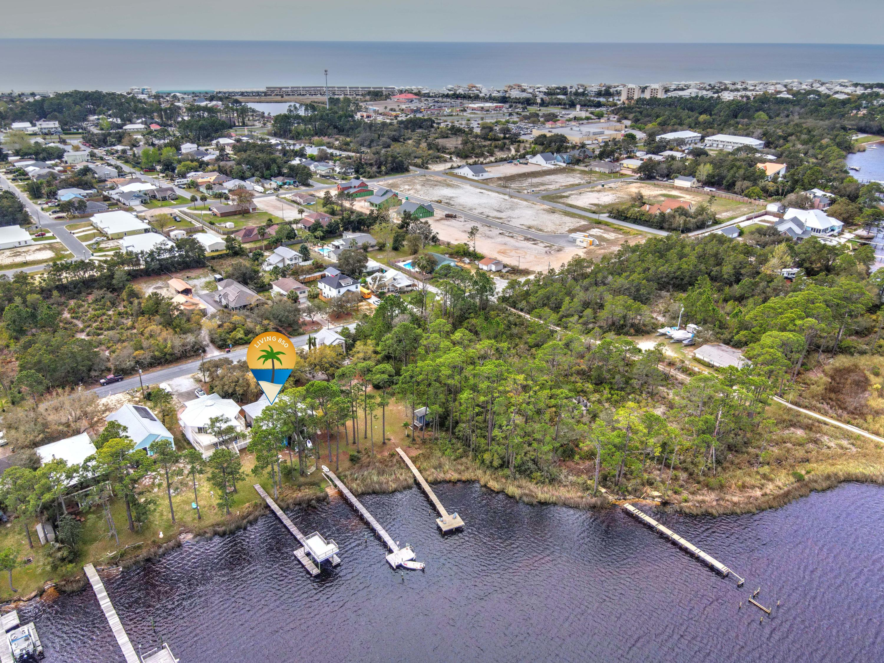 Photo of home for sale at 22608 Lakeside, Panama City Beach FL