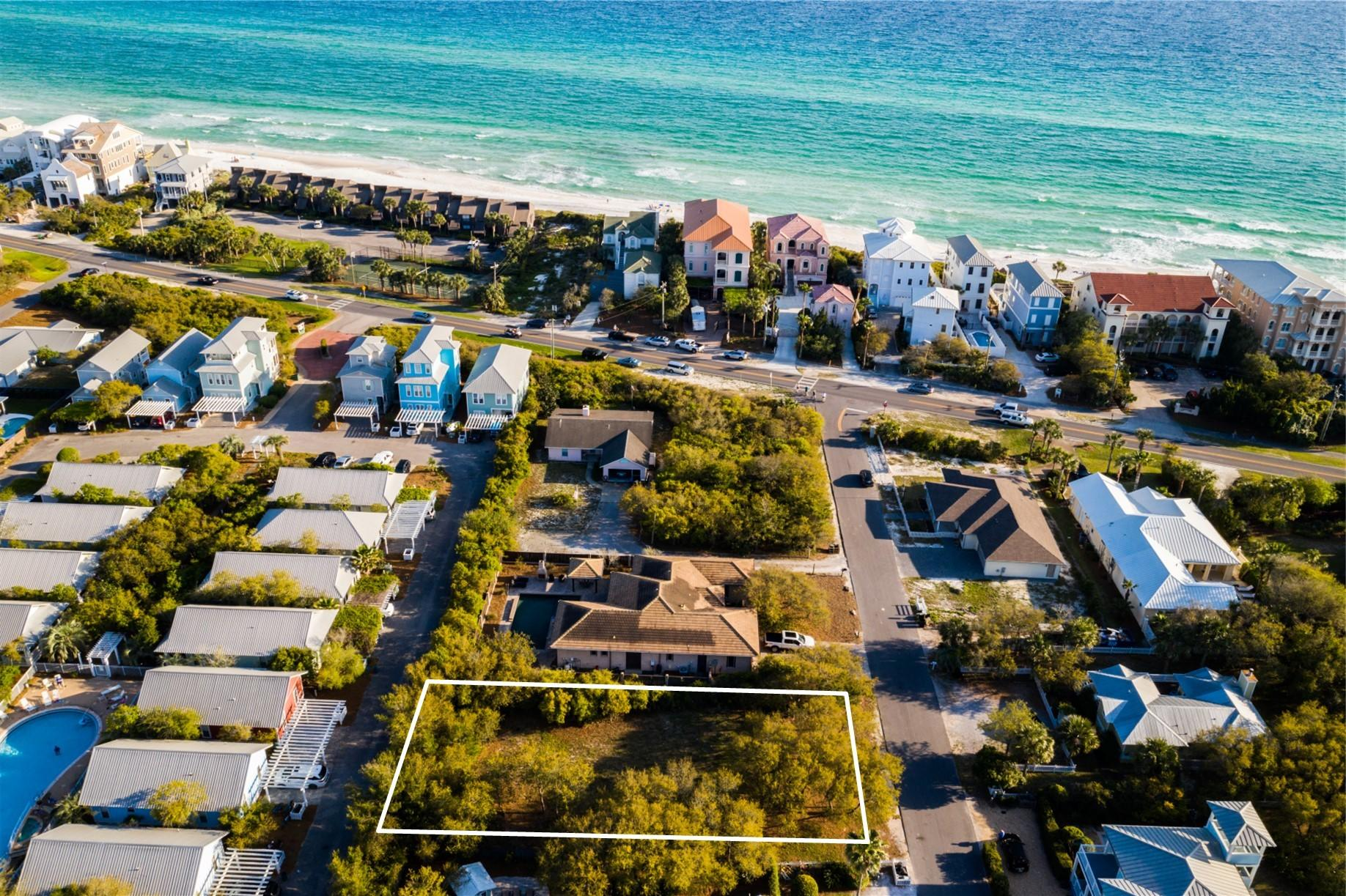 MLS Property 866331 for sale in Panama City Beach