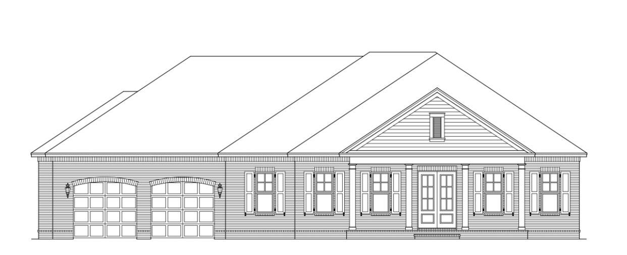 A 3 Bedroom 2 Bedroom Deer Moss Creek Phase 1 Home
