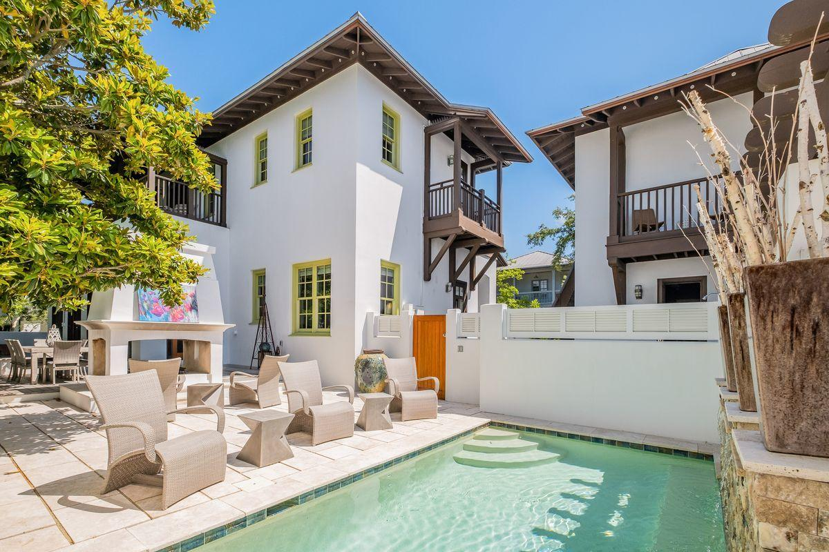 MLS Property 872136 for sale in Rosemary Beach