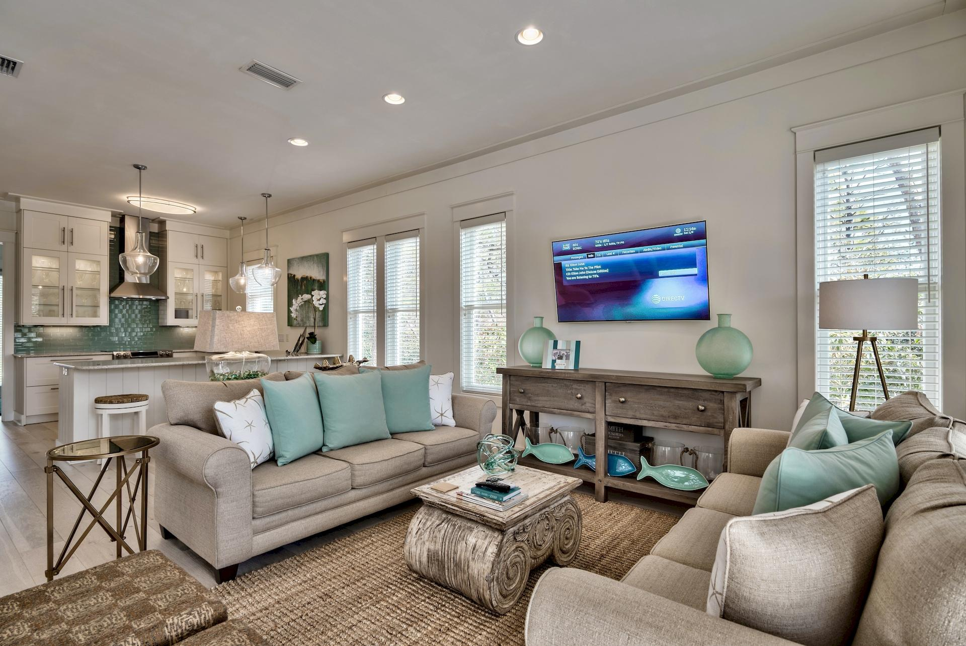 A 4 Bedroom 4 Bedroom The Preserve At Grayton Beach Home