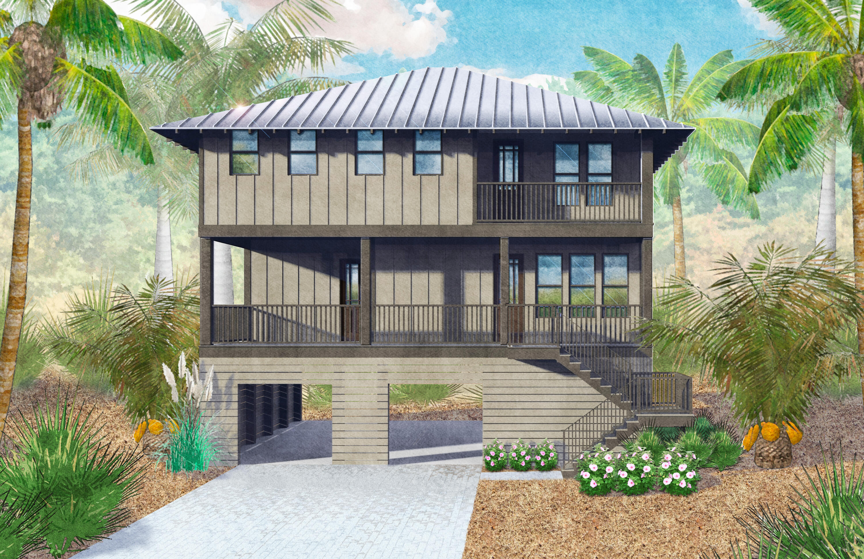 MLS Property 873999 for sale in Panama City Beach