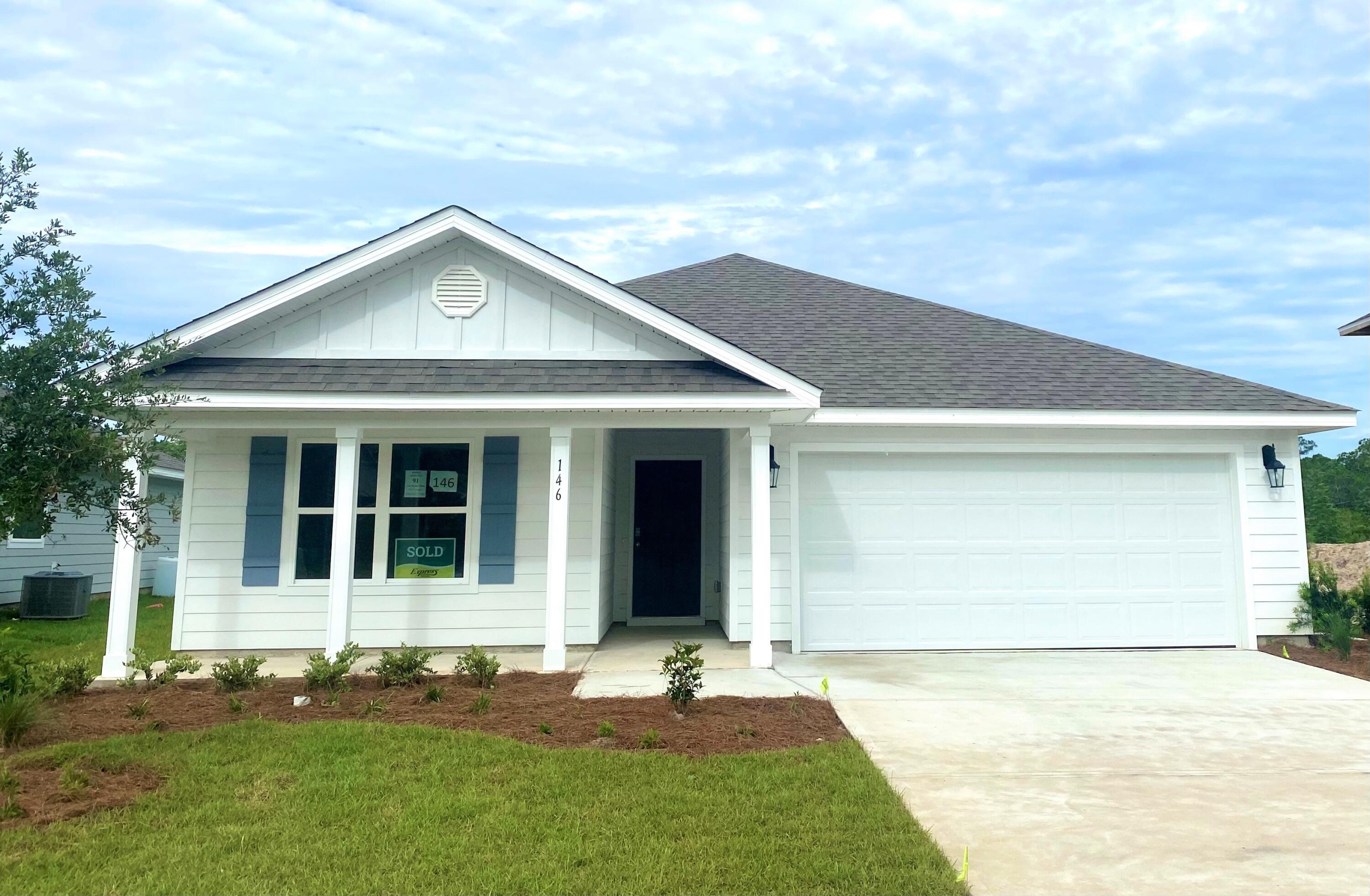 Photo of home for sale at 146 This, Freeport FL