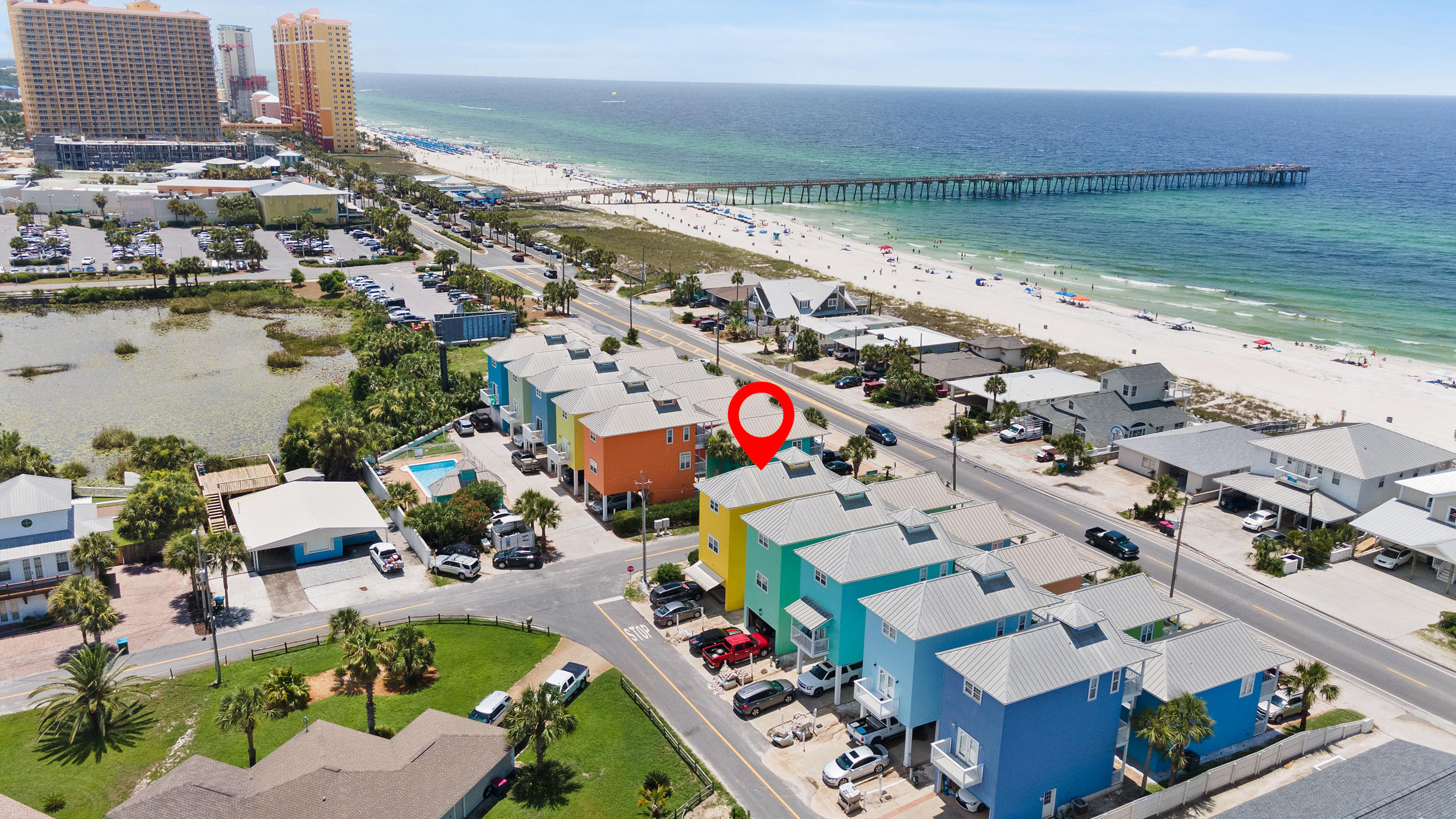 MLS Property 876546 for sale in Panama City Beach