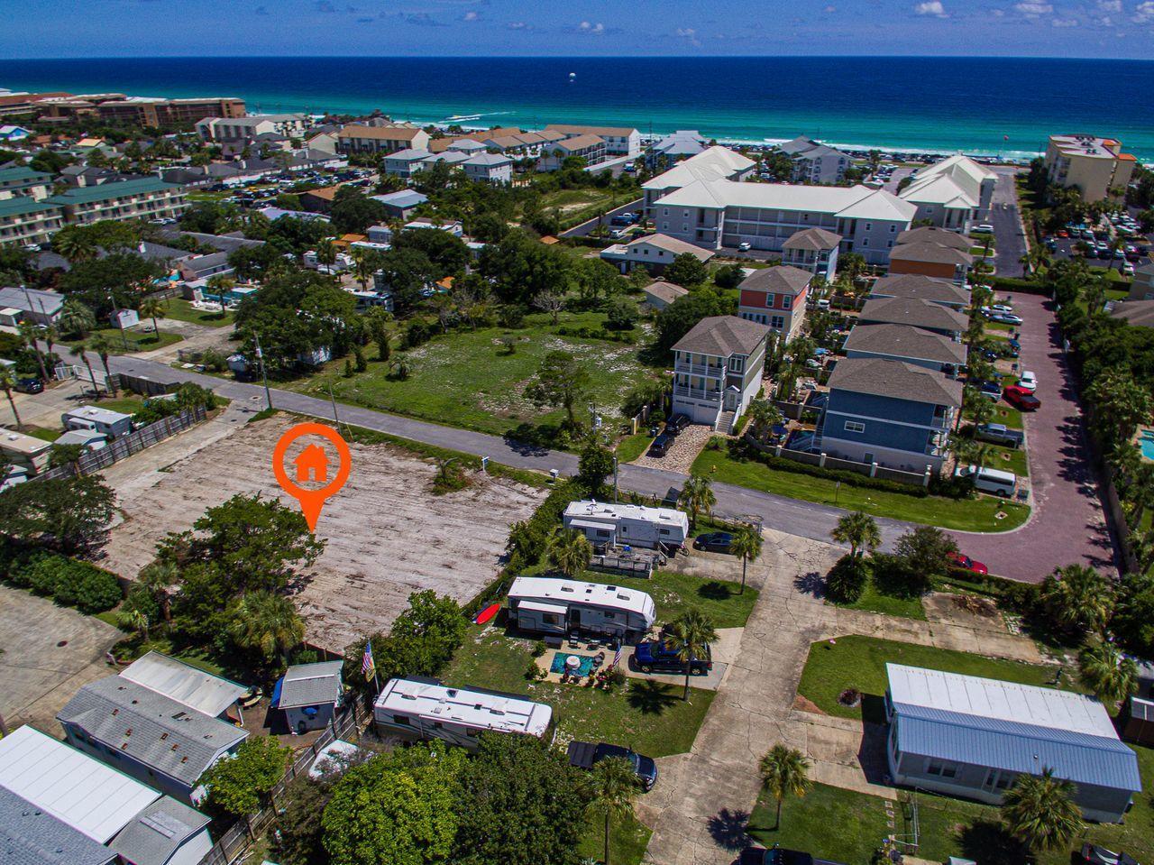 Photo of home for sale at TBD Payne, Miramar Beach FL