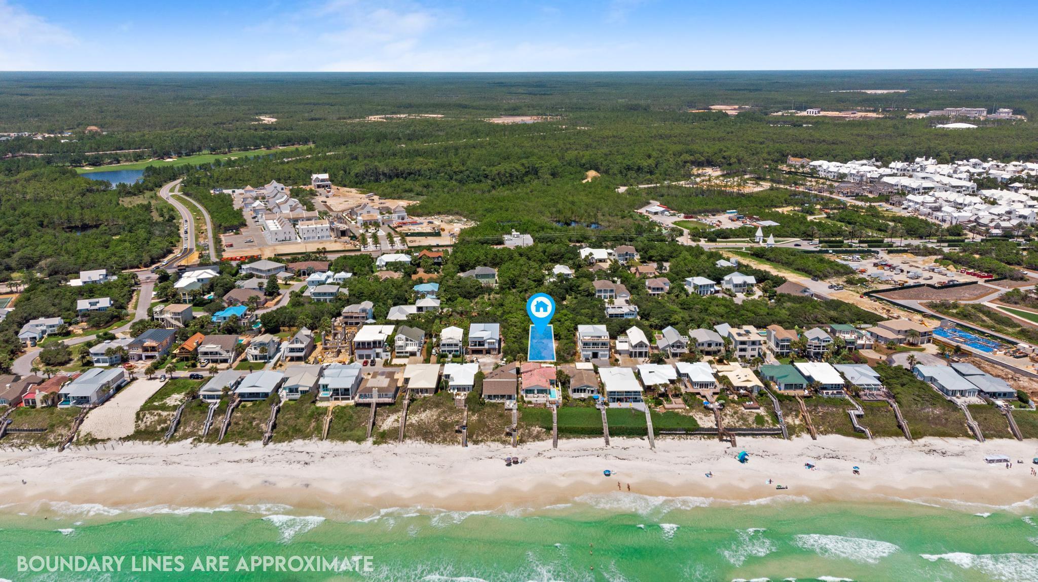 MLS Property 877012 for sale in Inlet Beach