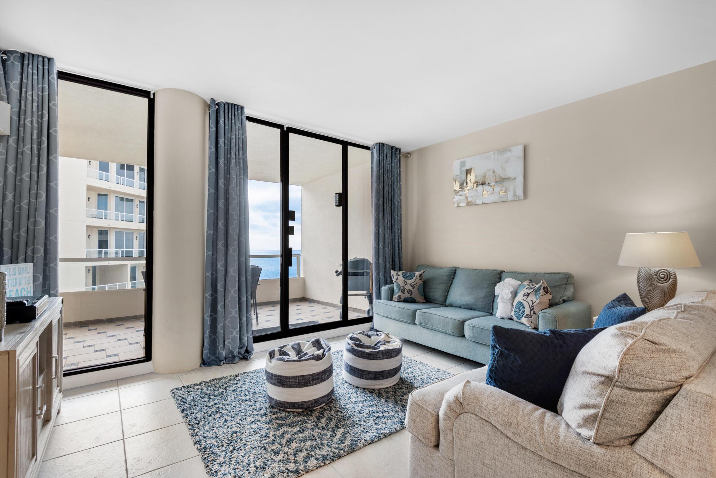 A 2 Bedroom 2 Bedroom East Pass Towers Condo Condominium