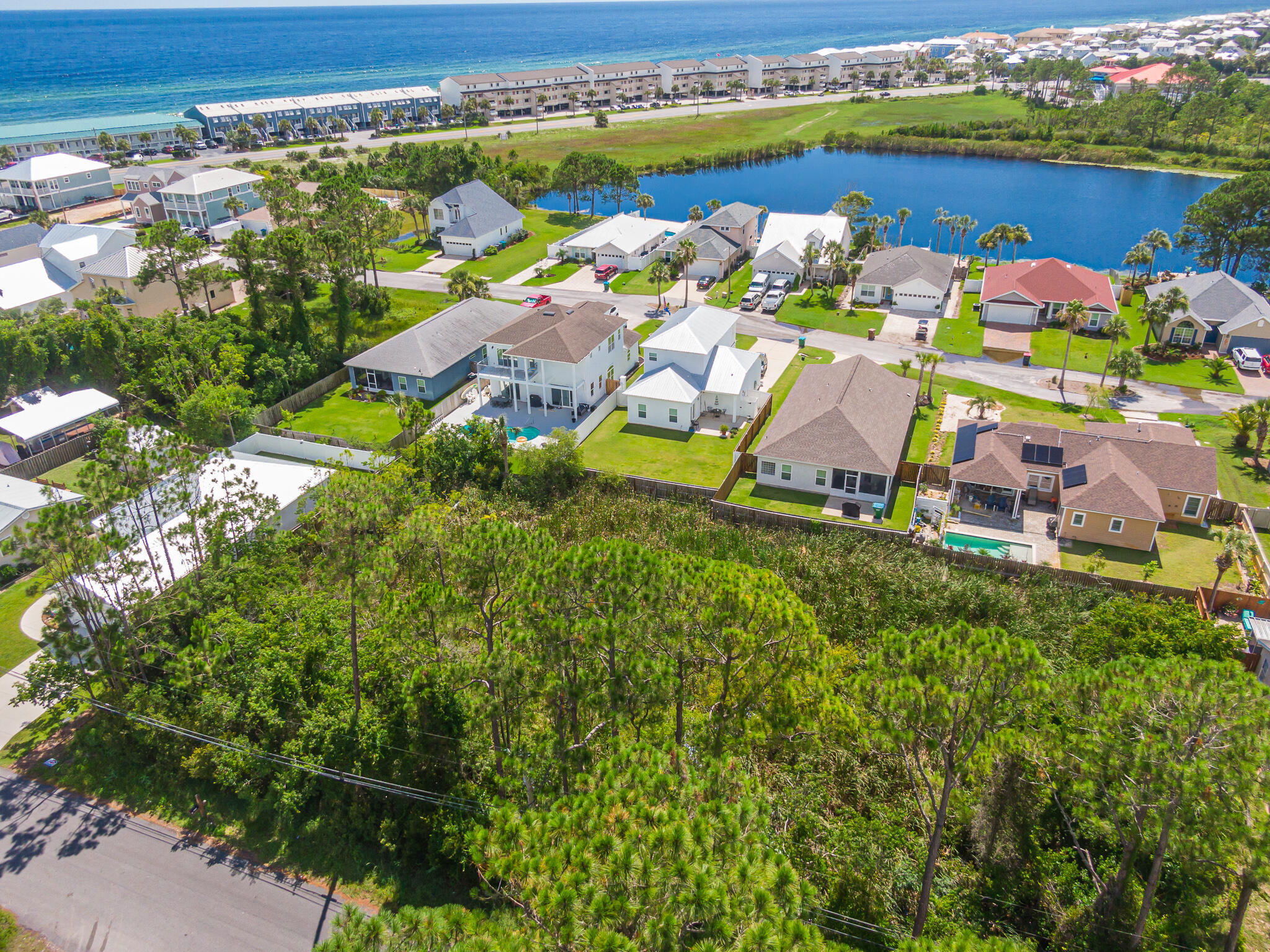 MLS Property 877204 for sale in Panama City Beach