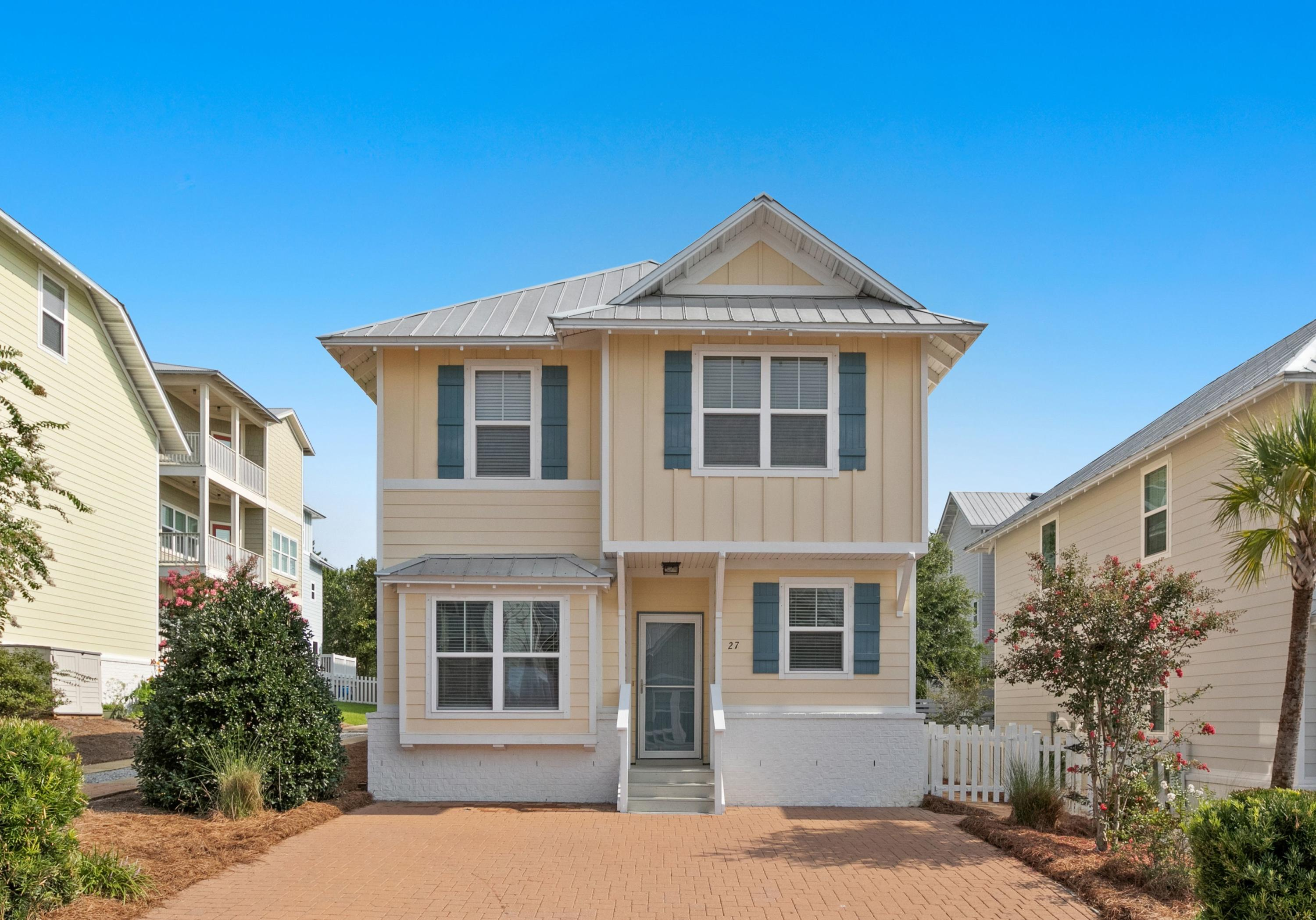 MLS Property 878036 for sale in Inlet Beach